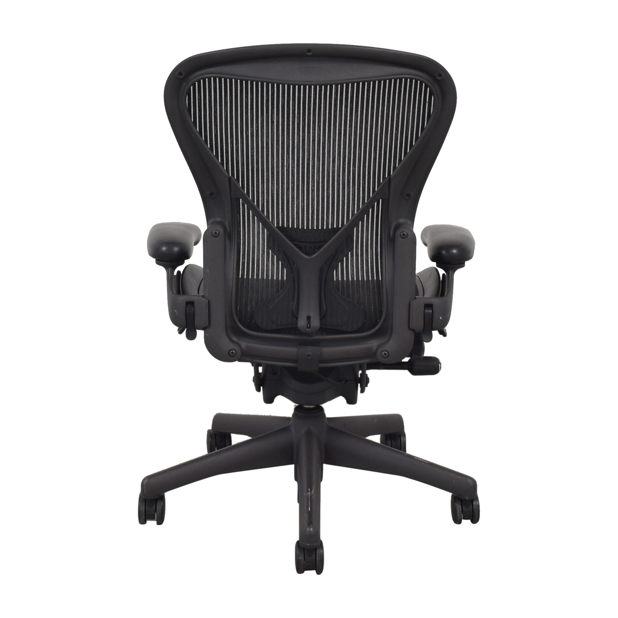 Herman Miller Herman Miller Aeron Office Chair discount