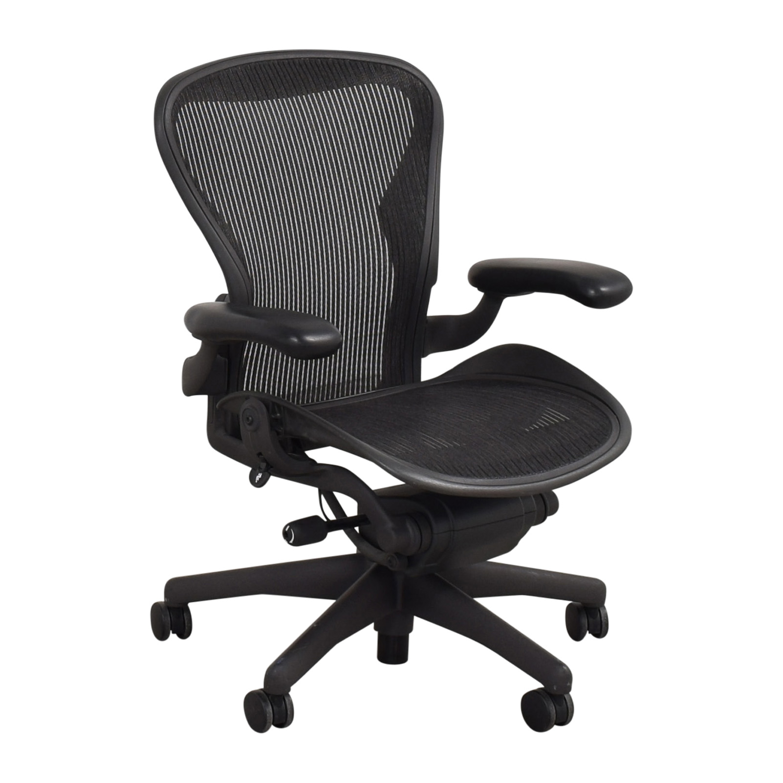 shop Herman Miller Size B Aeron Chair Herman Miller Chairs