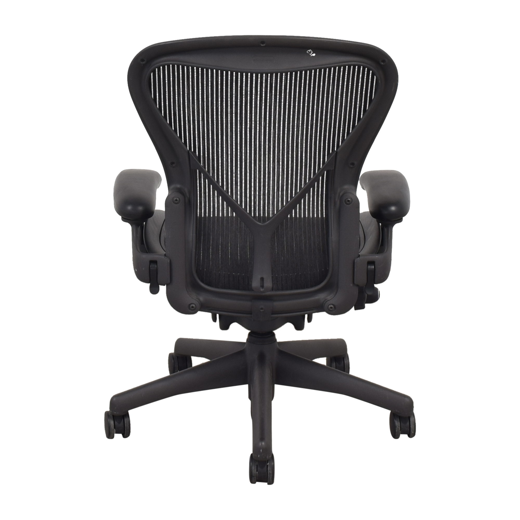 Herman Miller Herman Miller Size B Aeron Chair Home Office Chairs