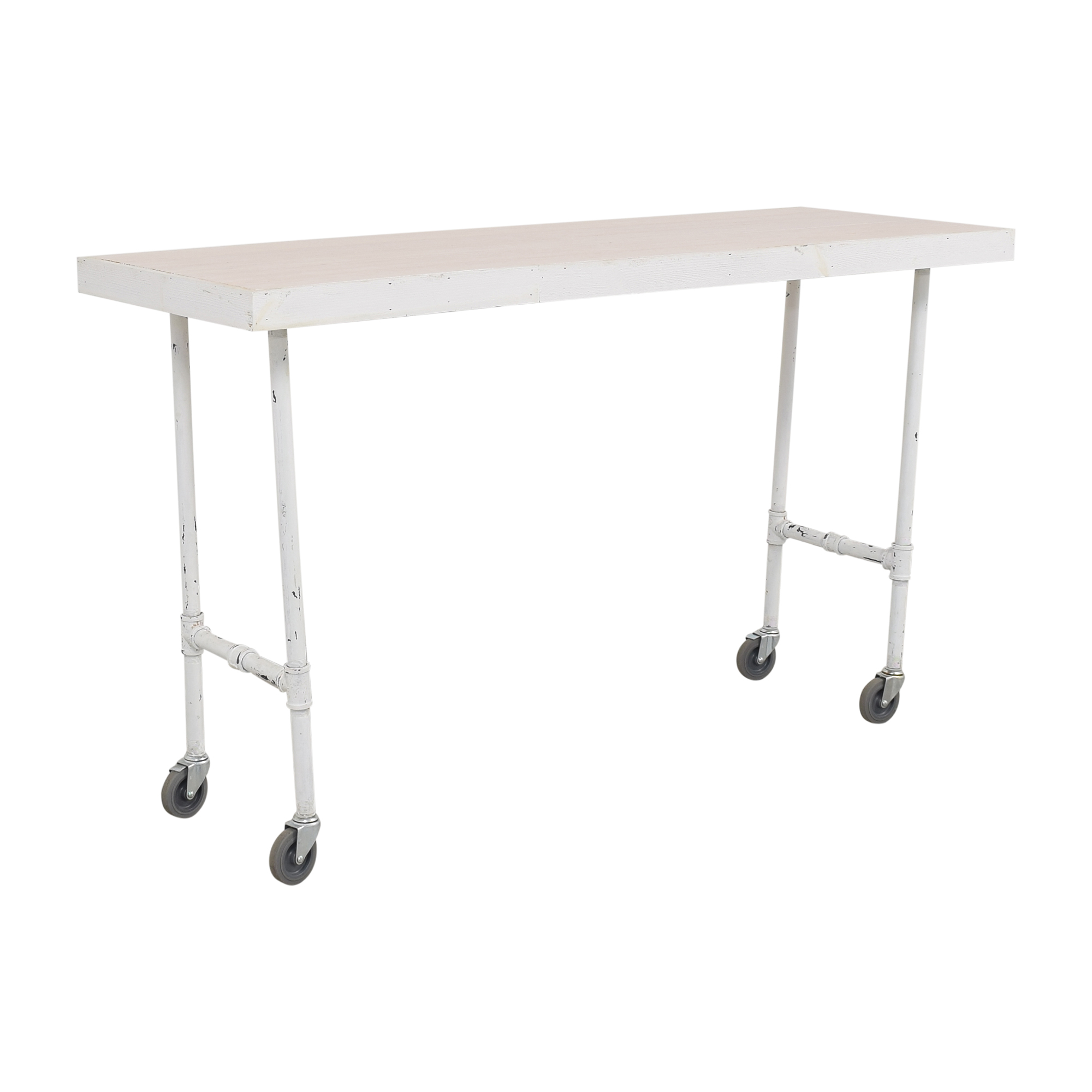 buy Rolling Utility Table  Home Office Desks