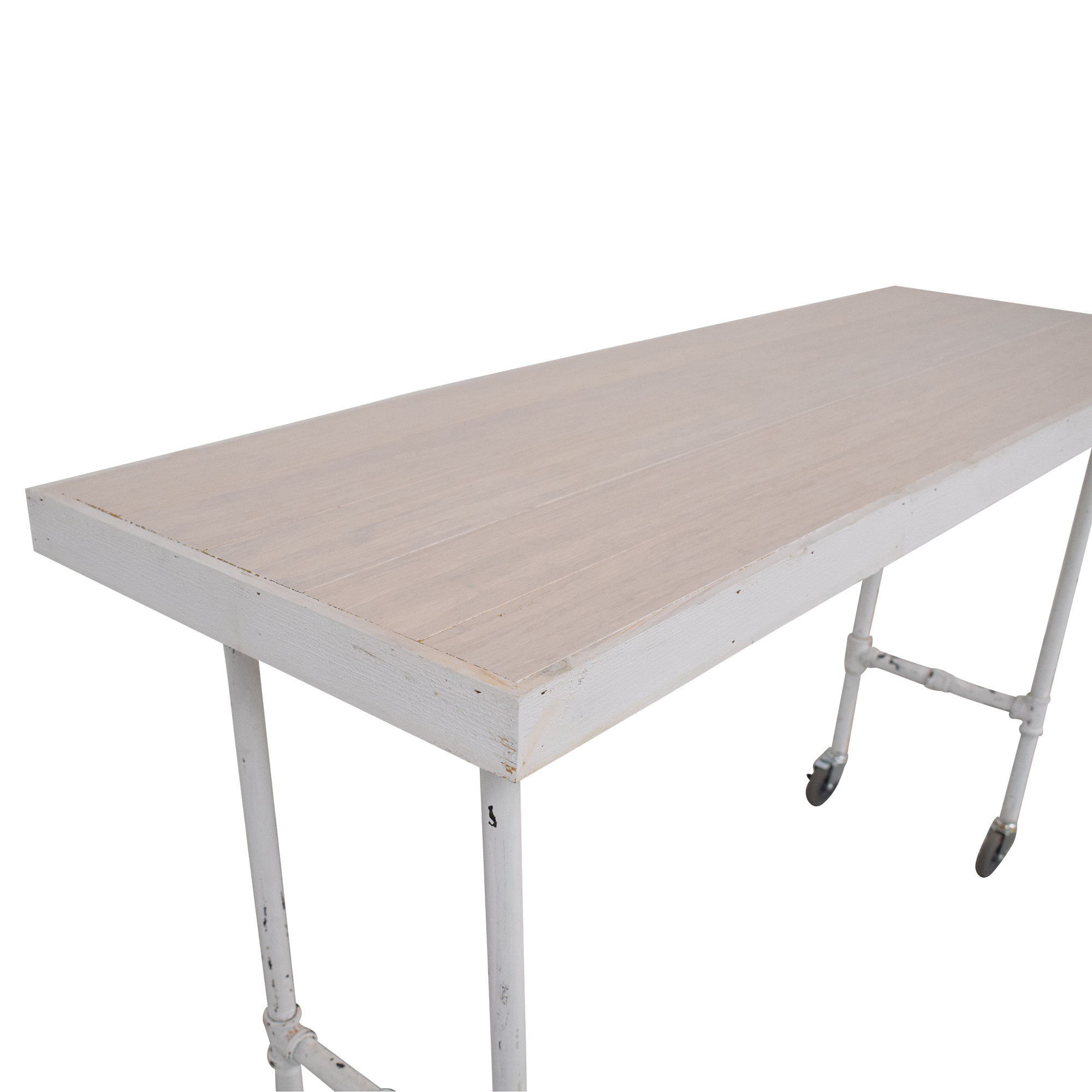 Rolling Utility Table on sale