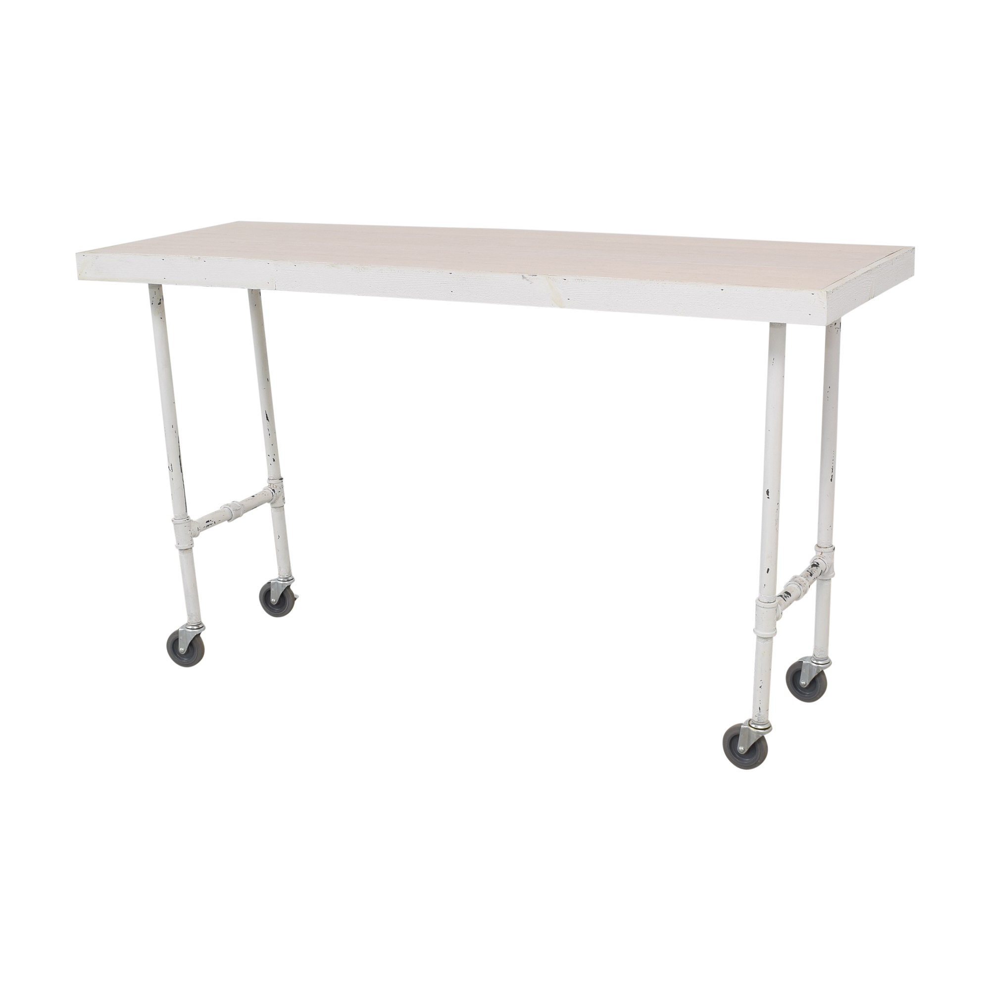 Rolling Utility Table second hand