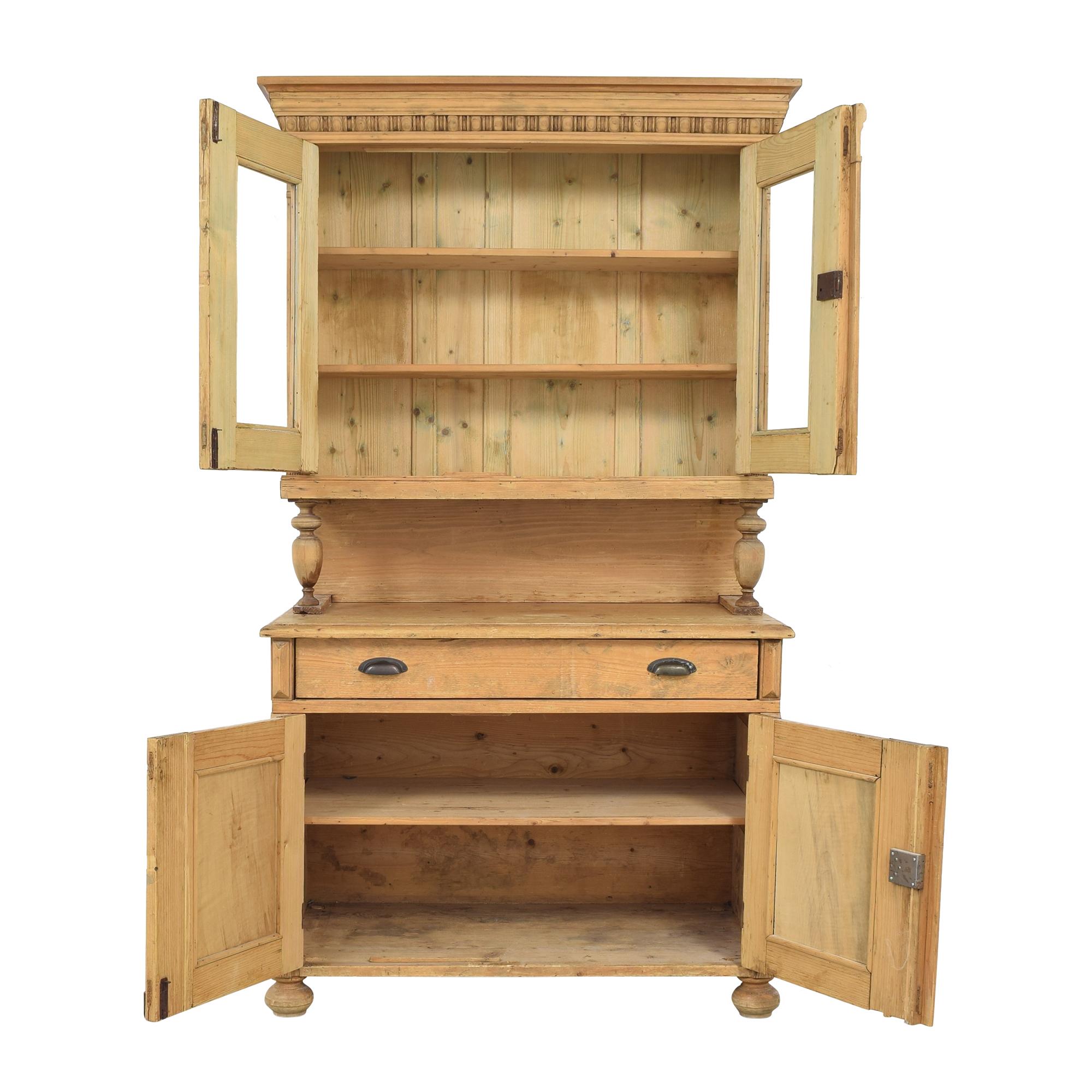 Vintage Hutch Storage