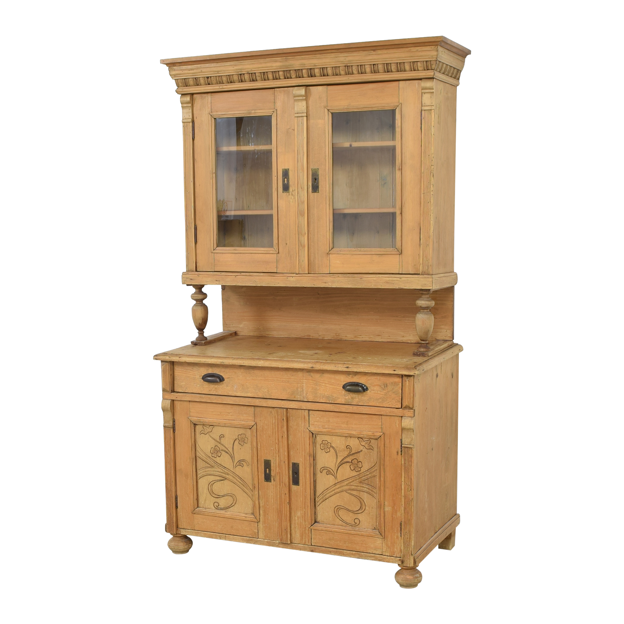 shop Vintage Hutch  Storage