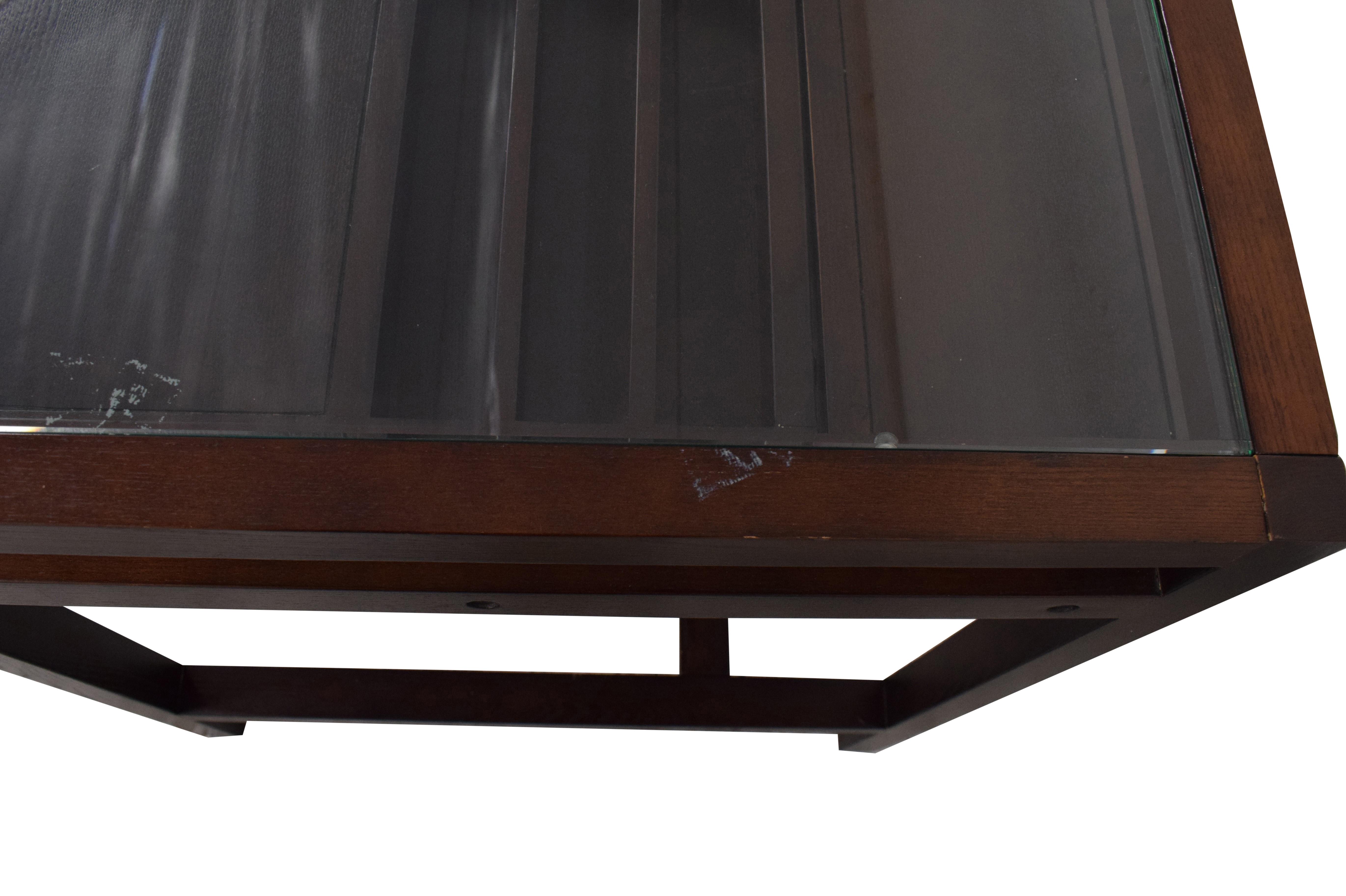 Crate & Barrel Crate & Barrel Drake Table Home Office Desks