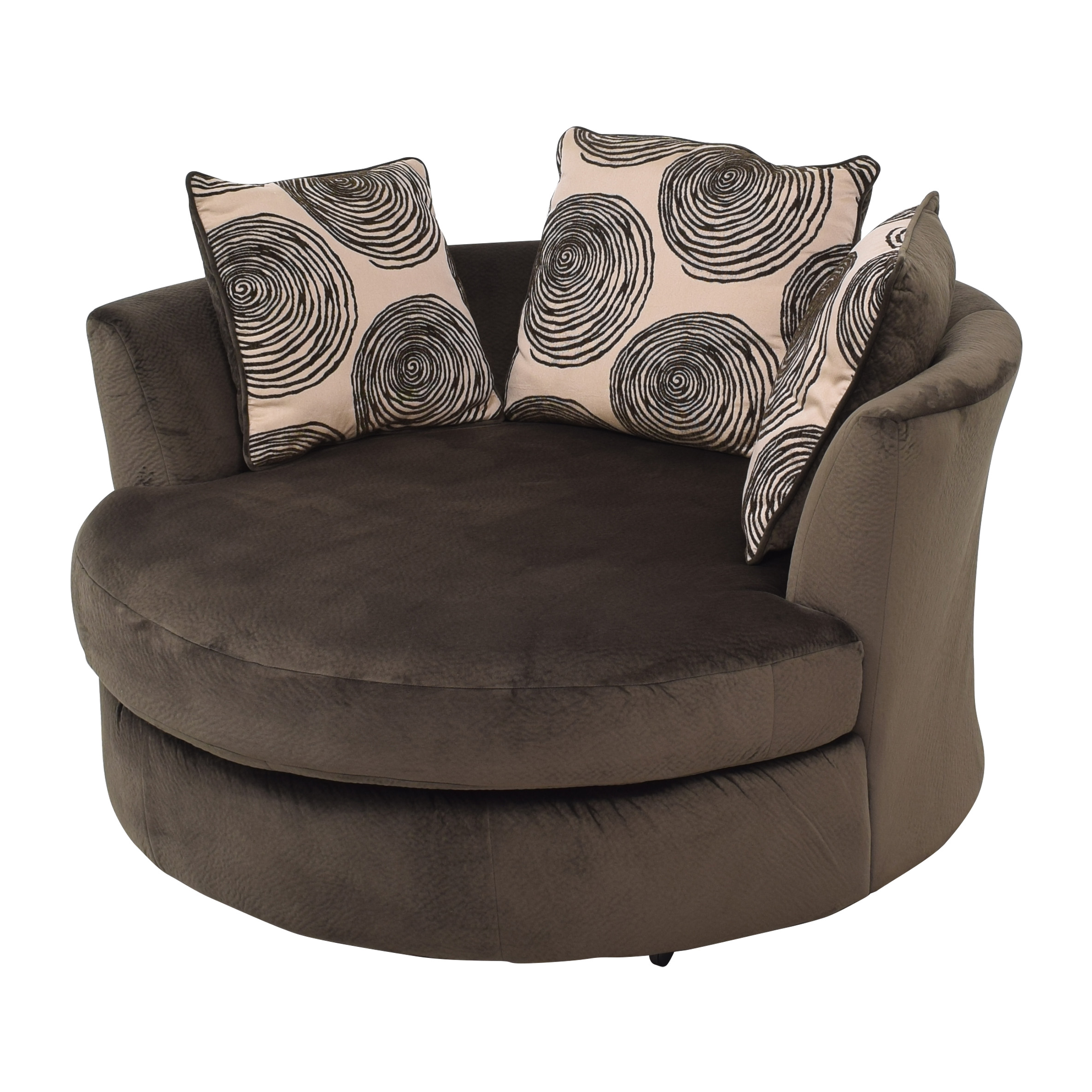 Albany Industries Albany Industries Groovy Swivel Chair discount