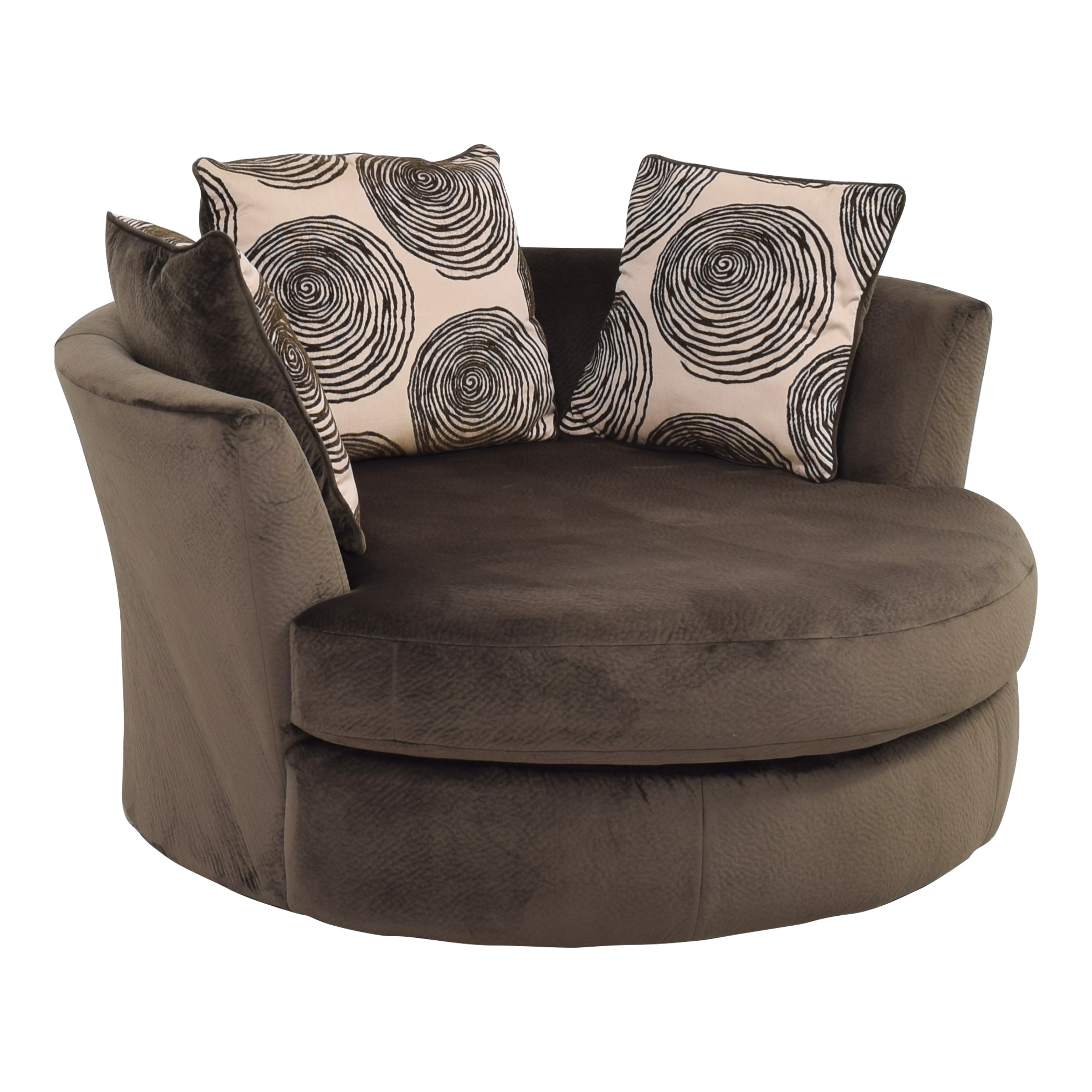 shop Albany Industries Albany Industries Groovy Swivel Chair online