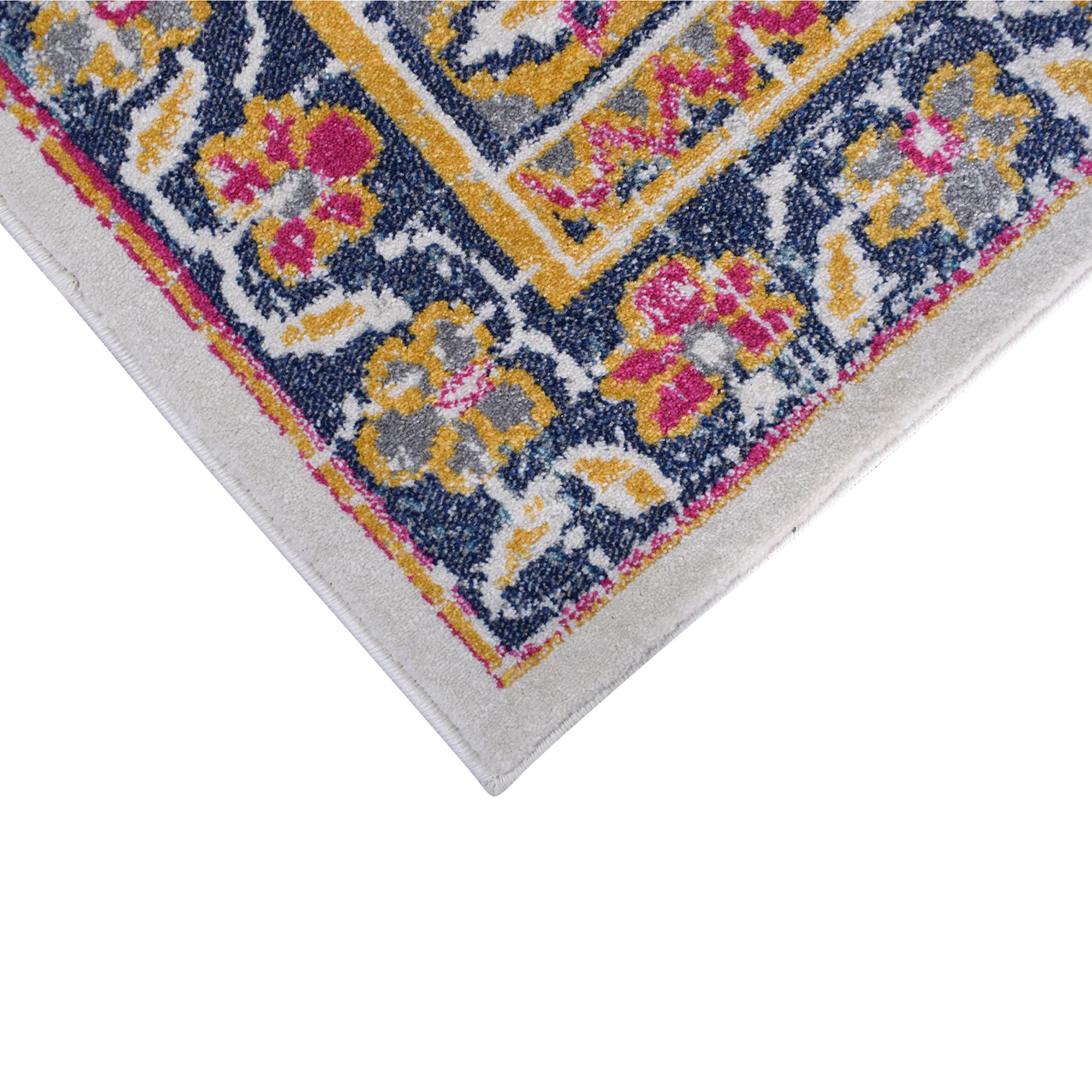 shop nuLOOM Vintage Persian Medallion Area Rug nuLOOM Decor