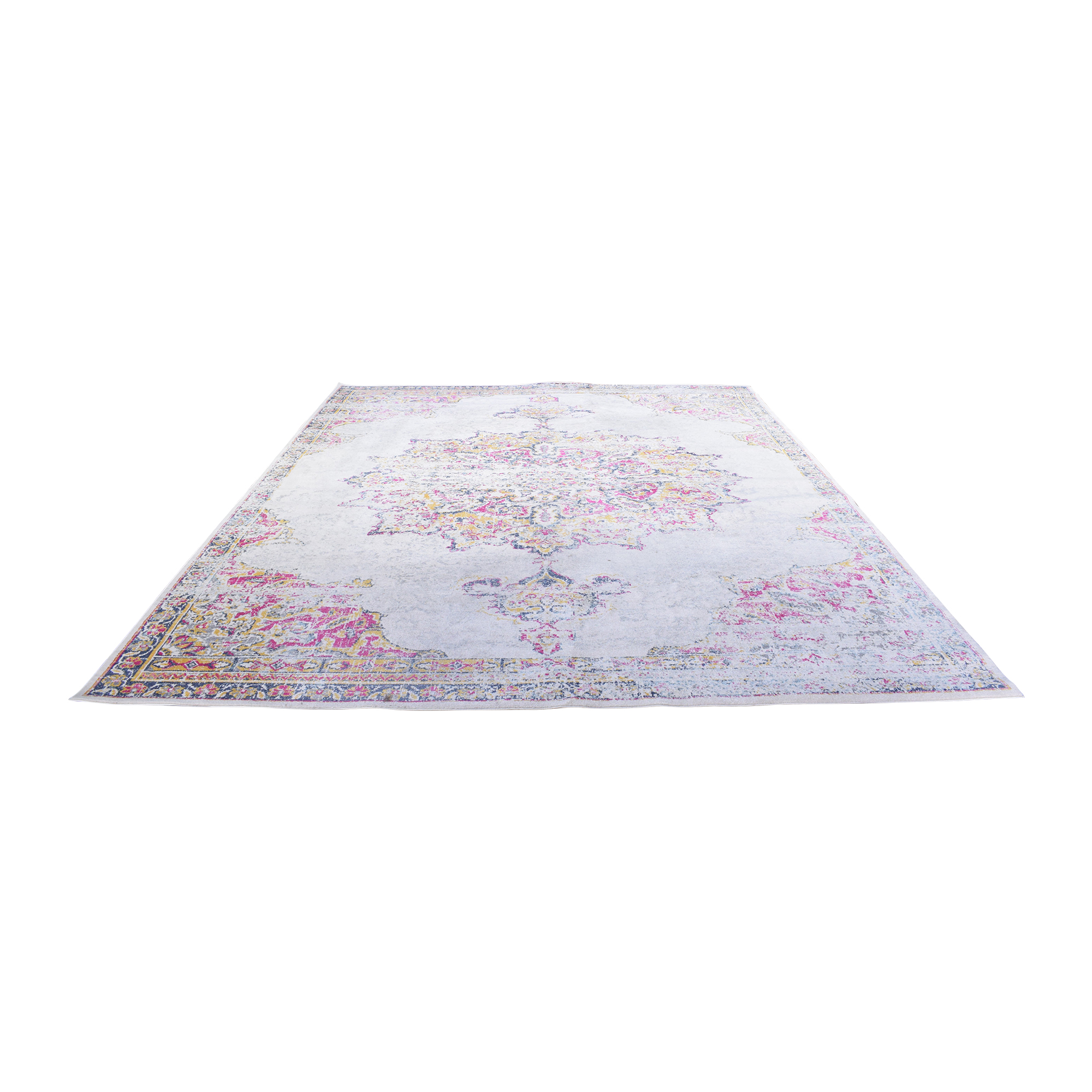 nuLOOM Vintage Persian Medallion Area Rug sale