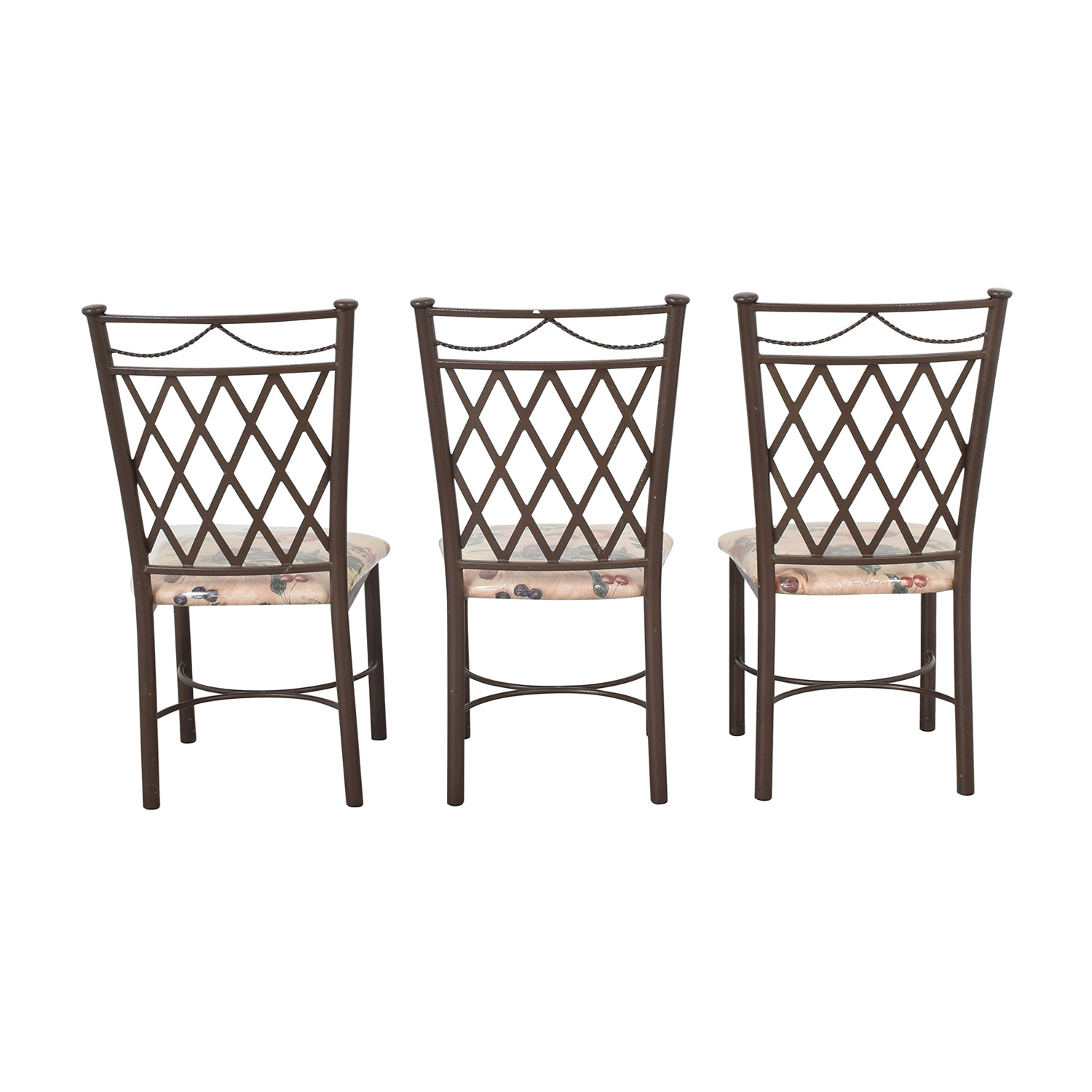 buy Trellis Back Dinette Chairs