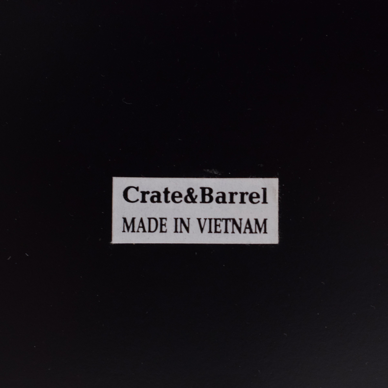 Crate & Barrel Crate & Barrel Five Drawer Dresser nj