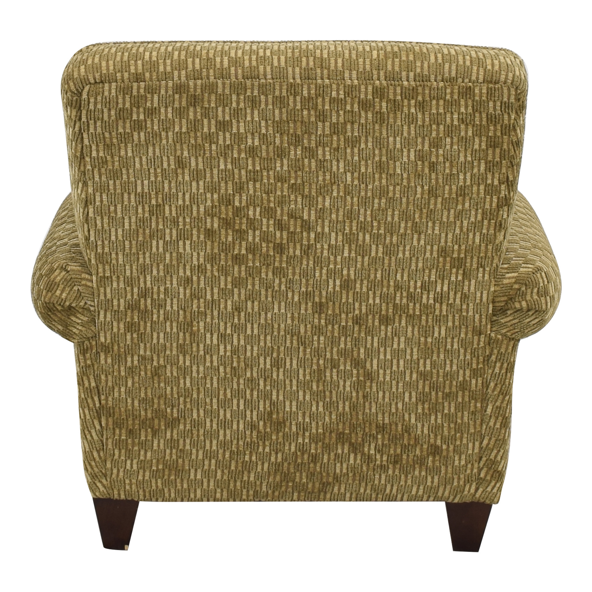 shop Alan White Casual Stationary Accent Chair Alan White Chairs