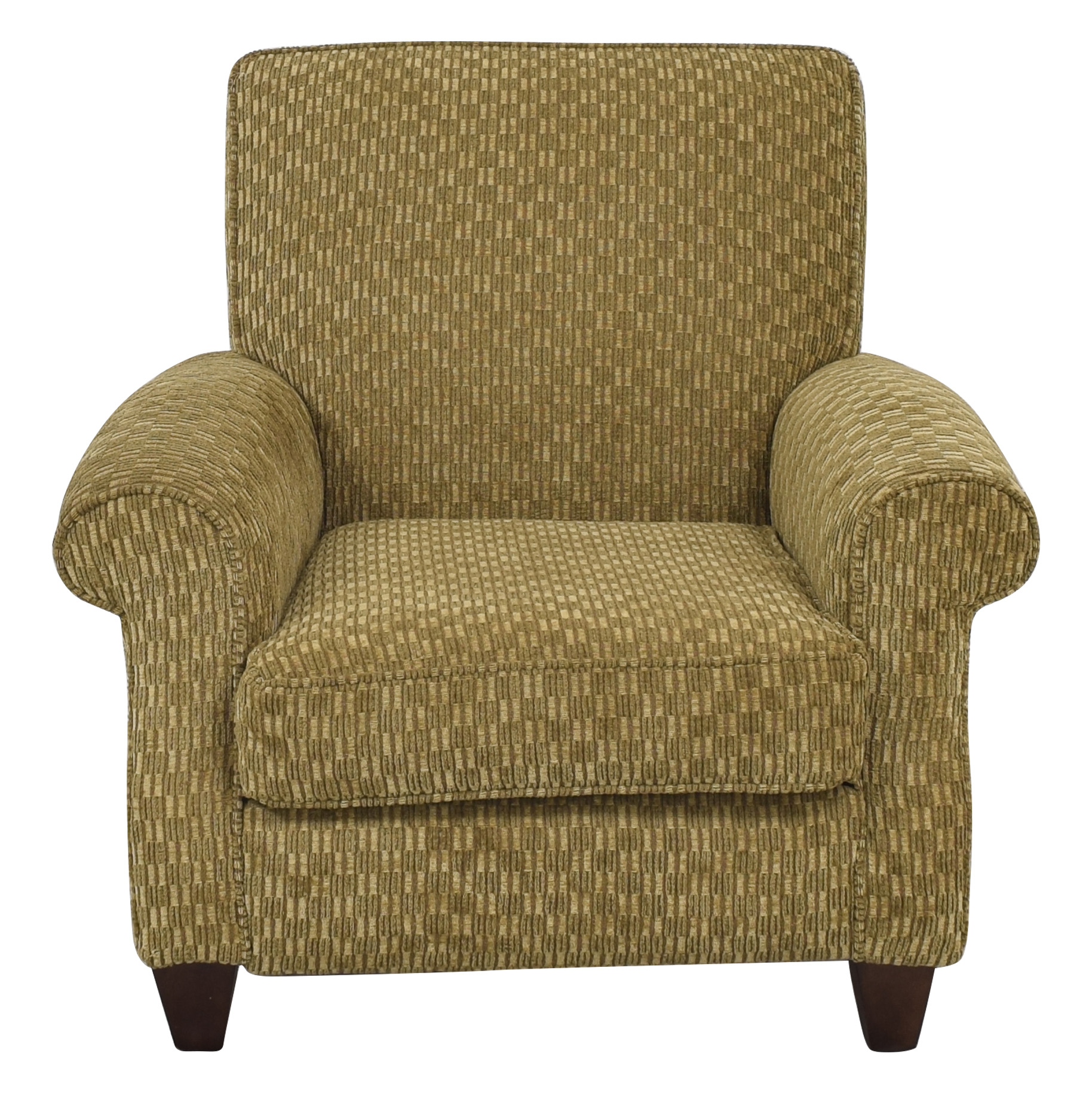 shop Alan White Casual Stationary Accent Chair Alan White Accent Chairs