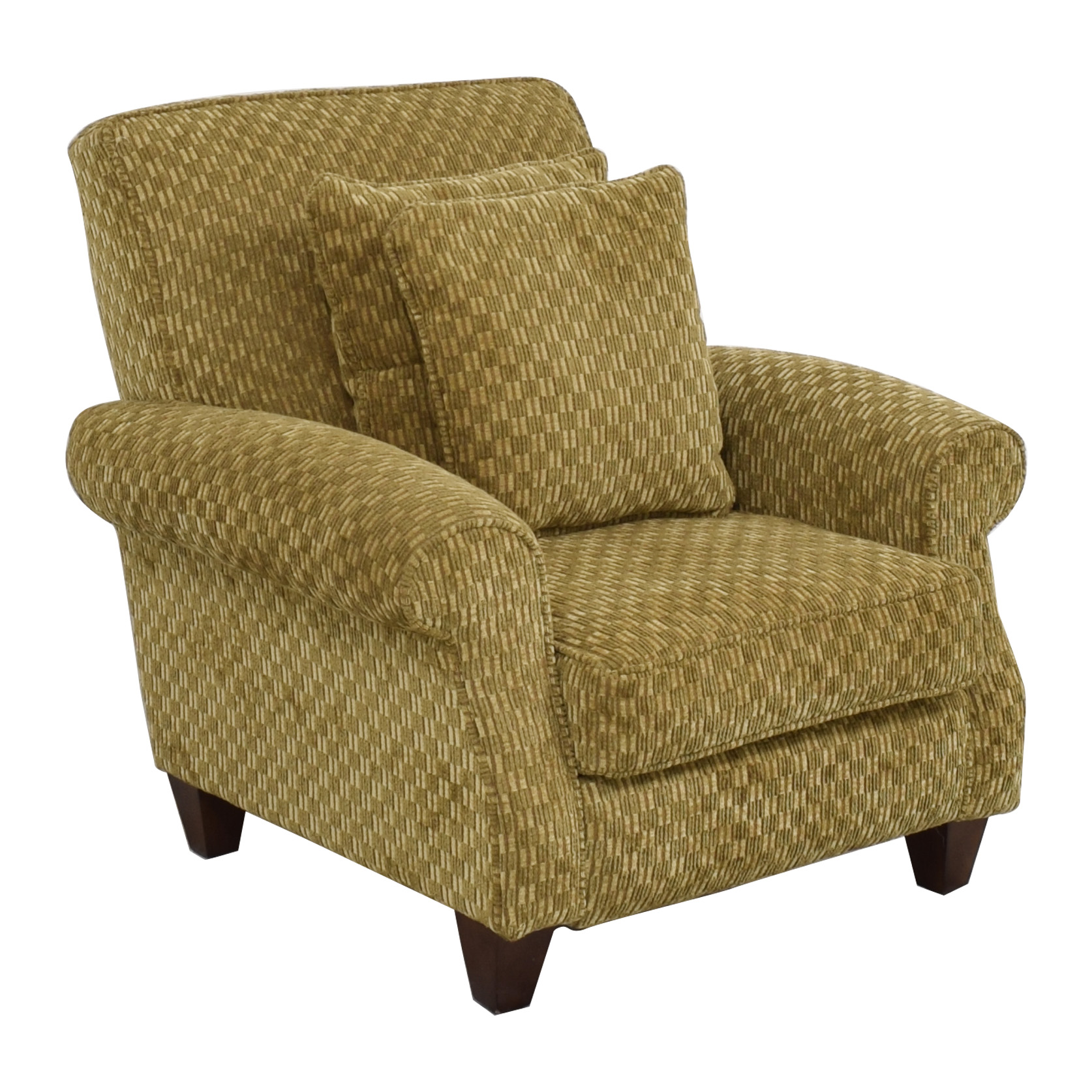 Alan White Alan White Casual Stationary Accent Chair nj
