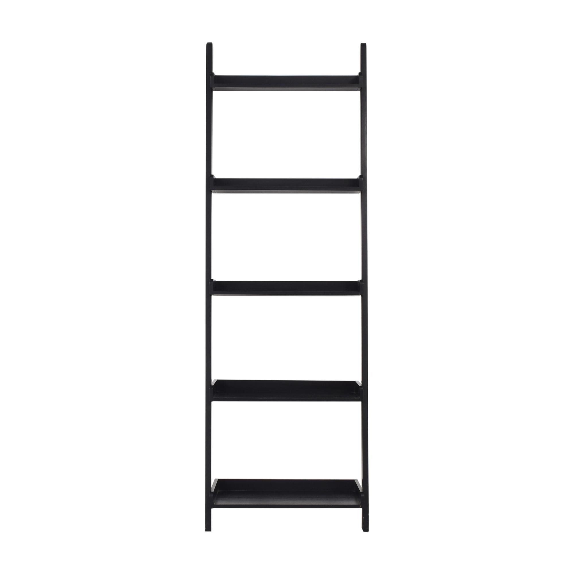 Crate & Barrel Crate & Barrel Ladder Bookcase Storage
