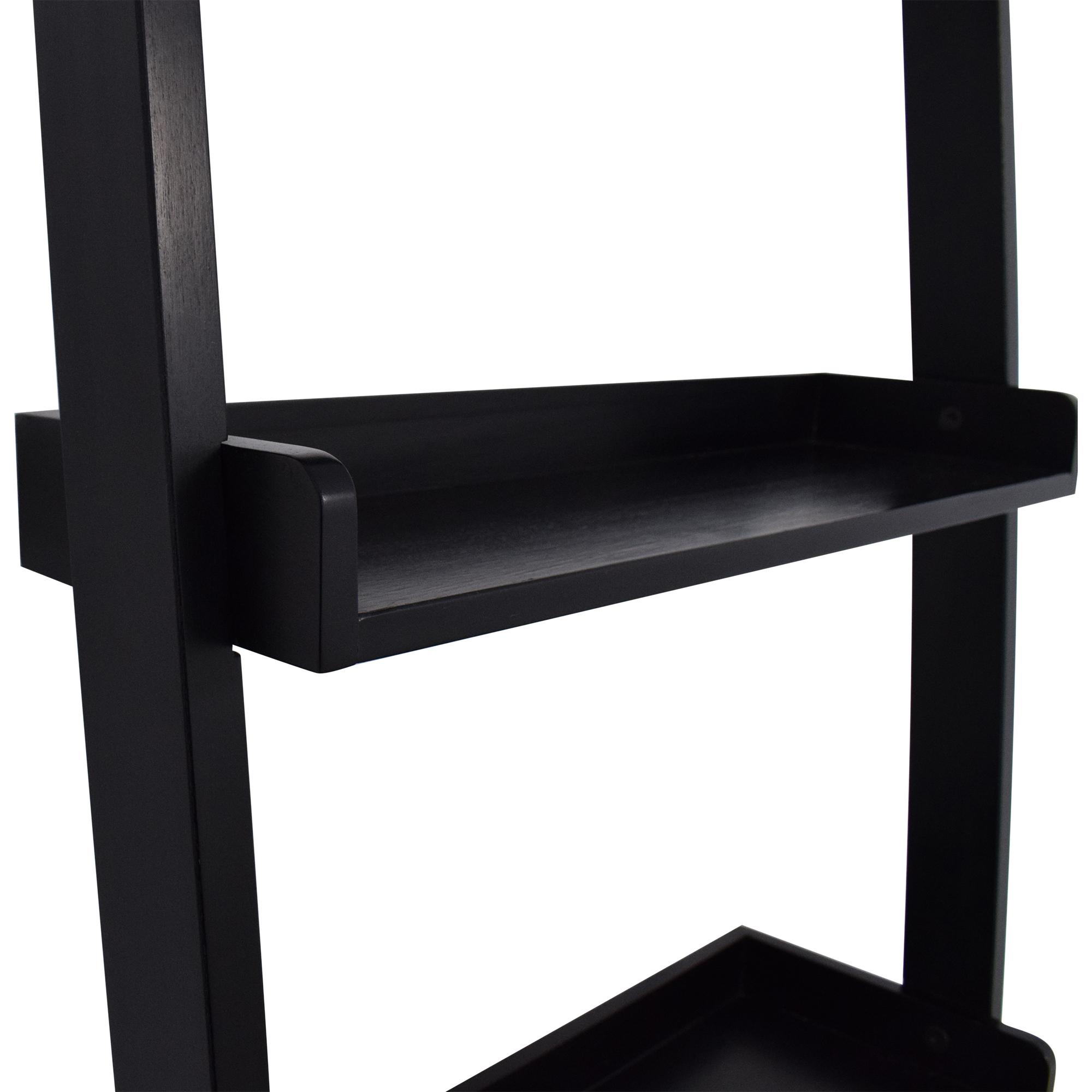 Crate & Barrel Crate & Barrel Ladder Bookcase used