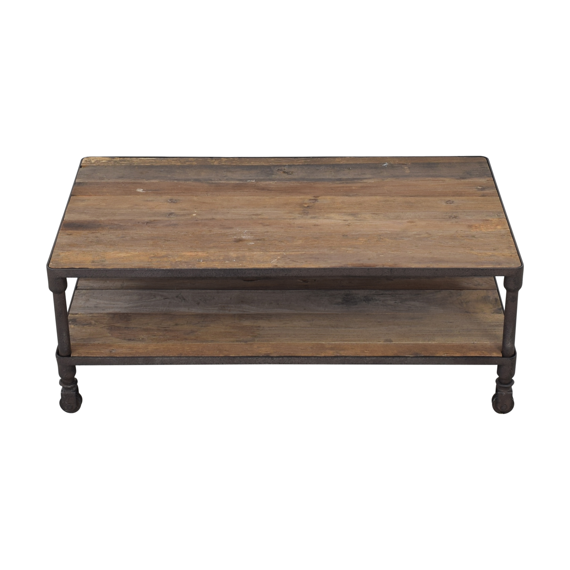 Restoration Hardware Restoration Hardware Dutch Industrial Coffee Table