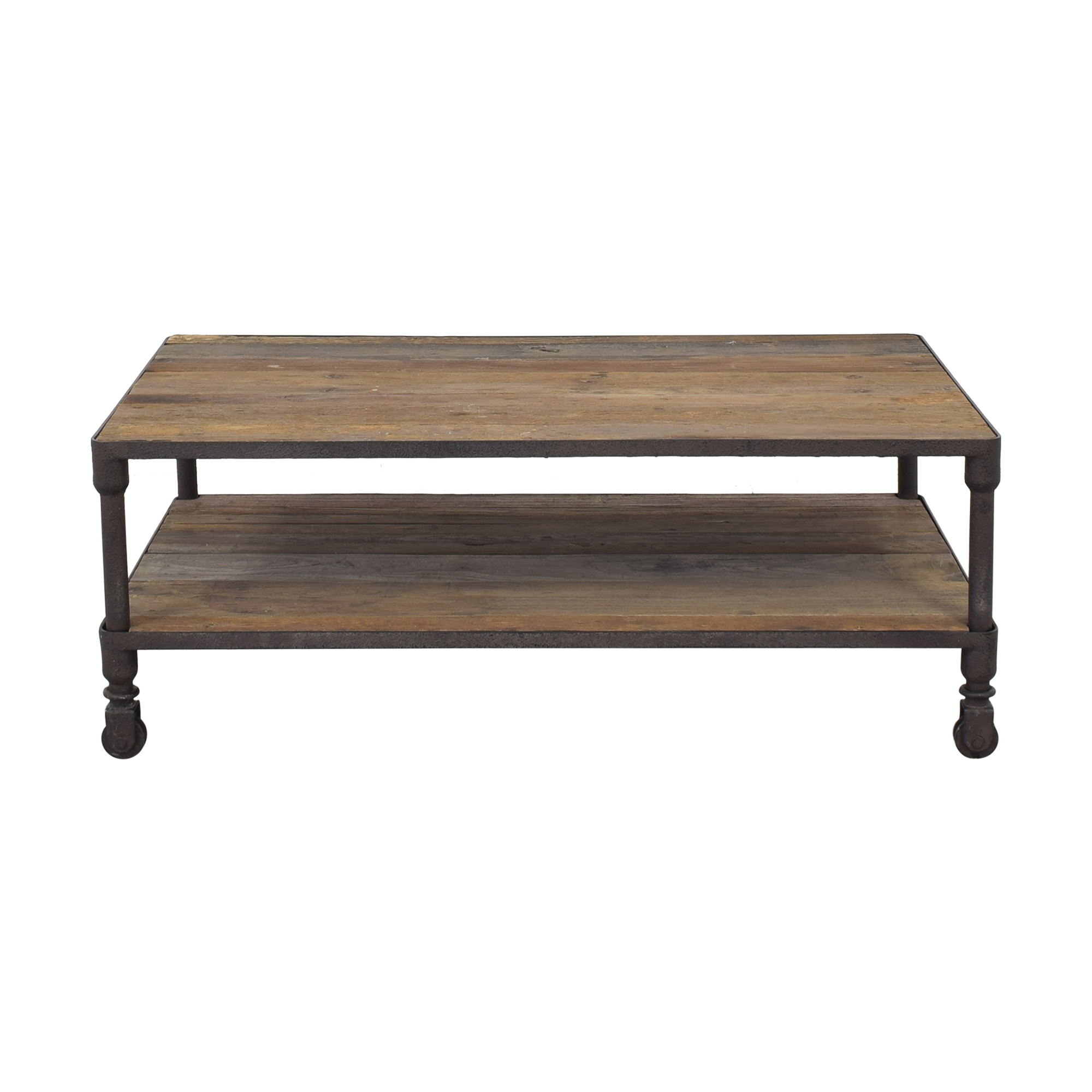 shop Restoration Hardware Dutch Industrial Coffee Table Restoration Hardware Tables