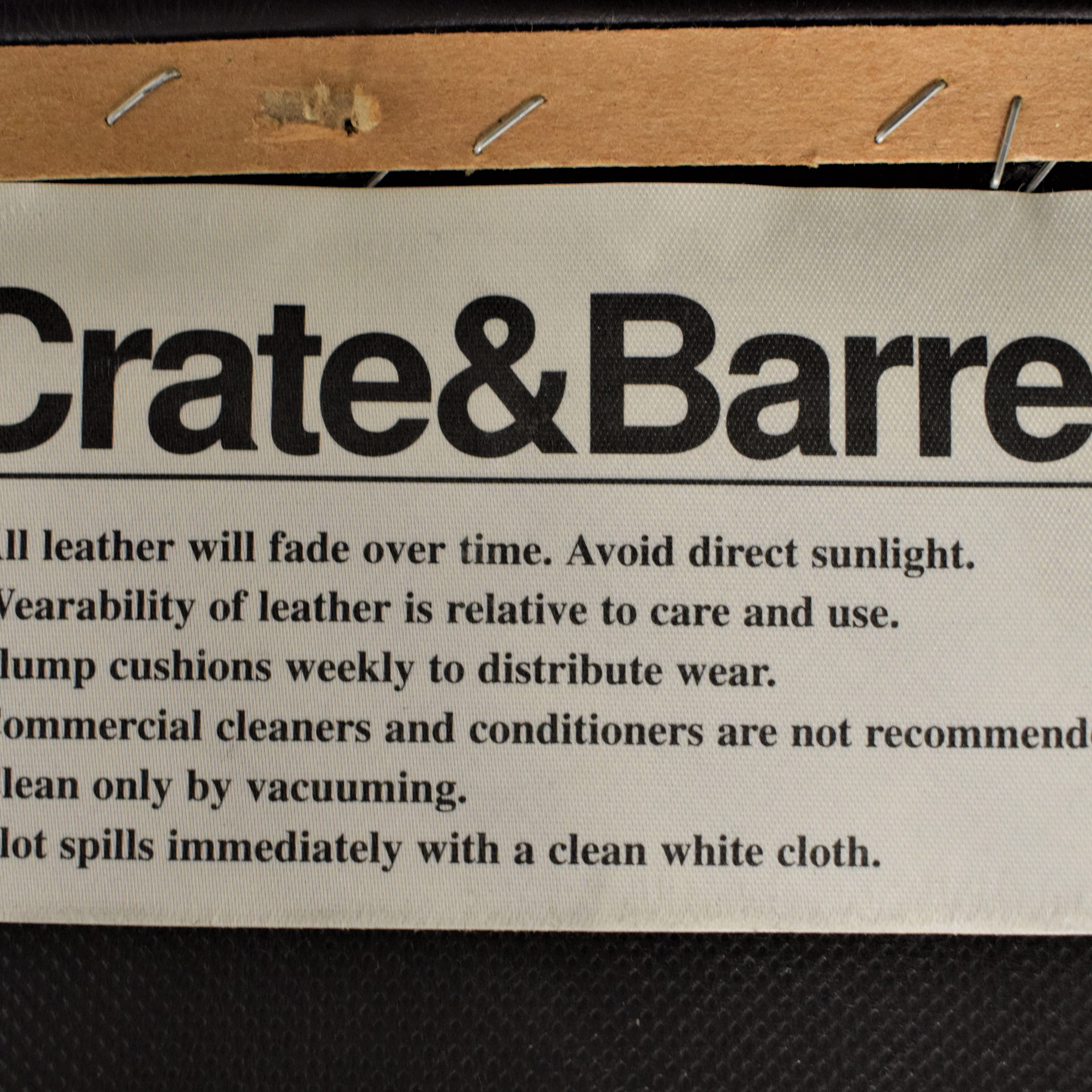 Crate & Barrel Crate & Barrel Office Chair pa
