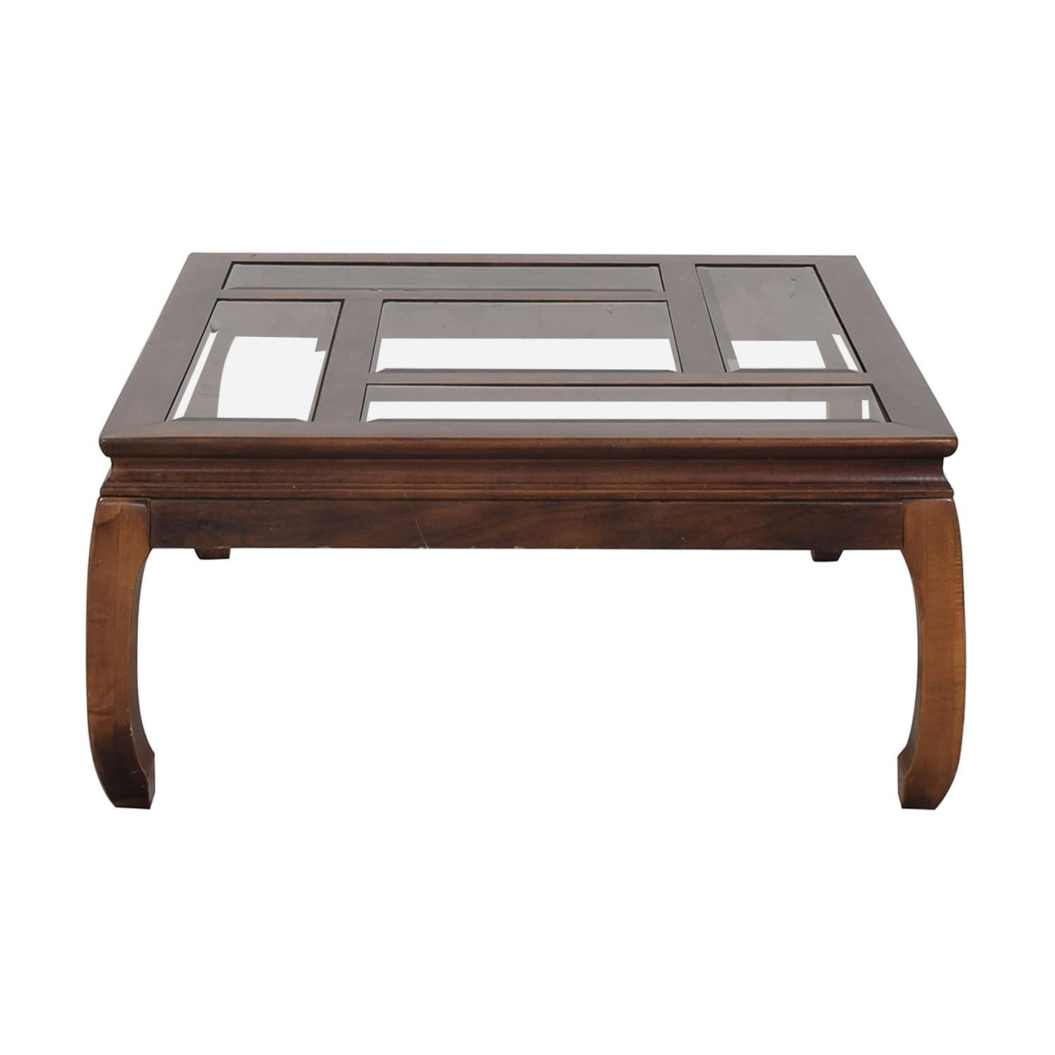 Panel Top Coffee Table sale