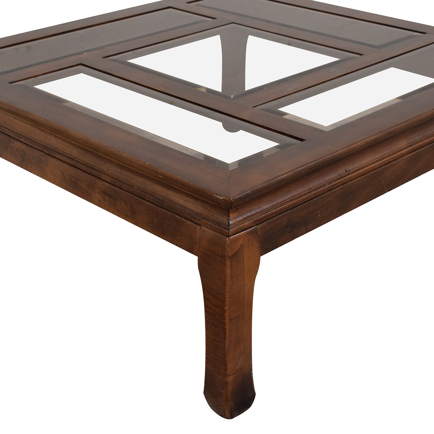 Panel Top Coffee Table Tables