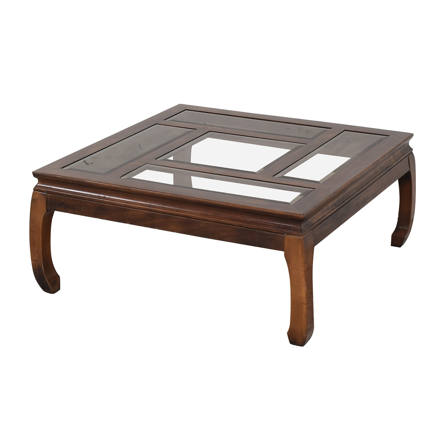 Panel Top Coffee Table / Tables