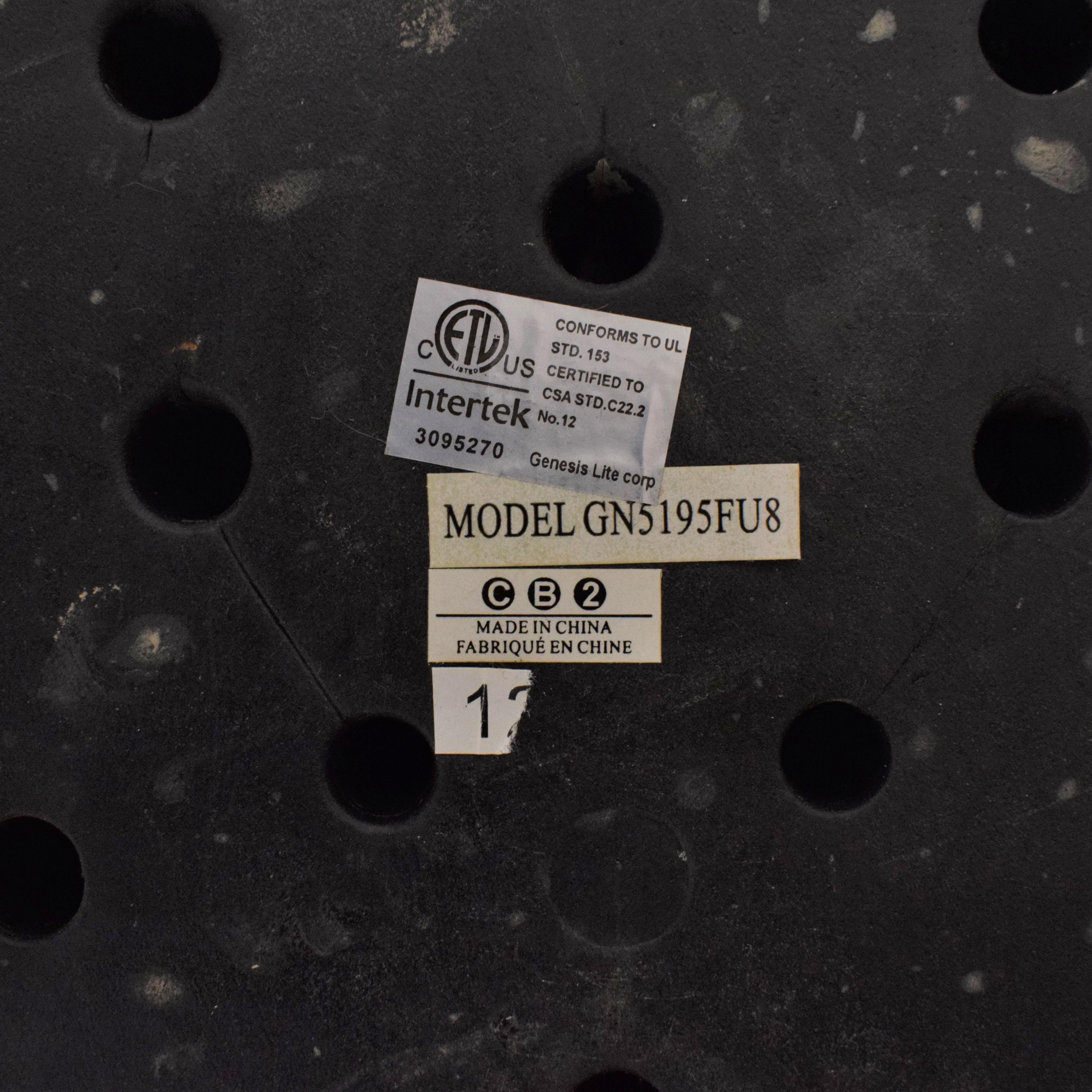 CB2 CB2 Big Dipper Arc Floor Lamp