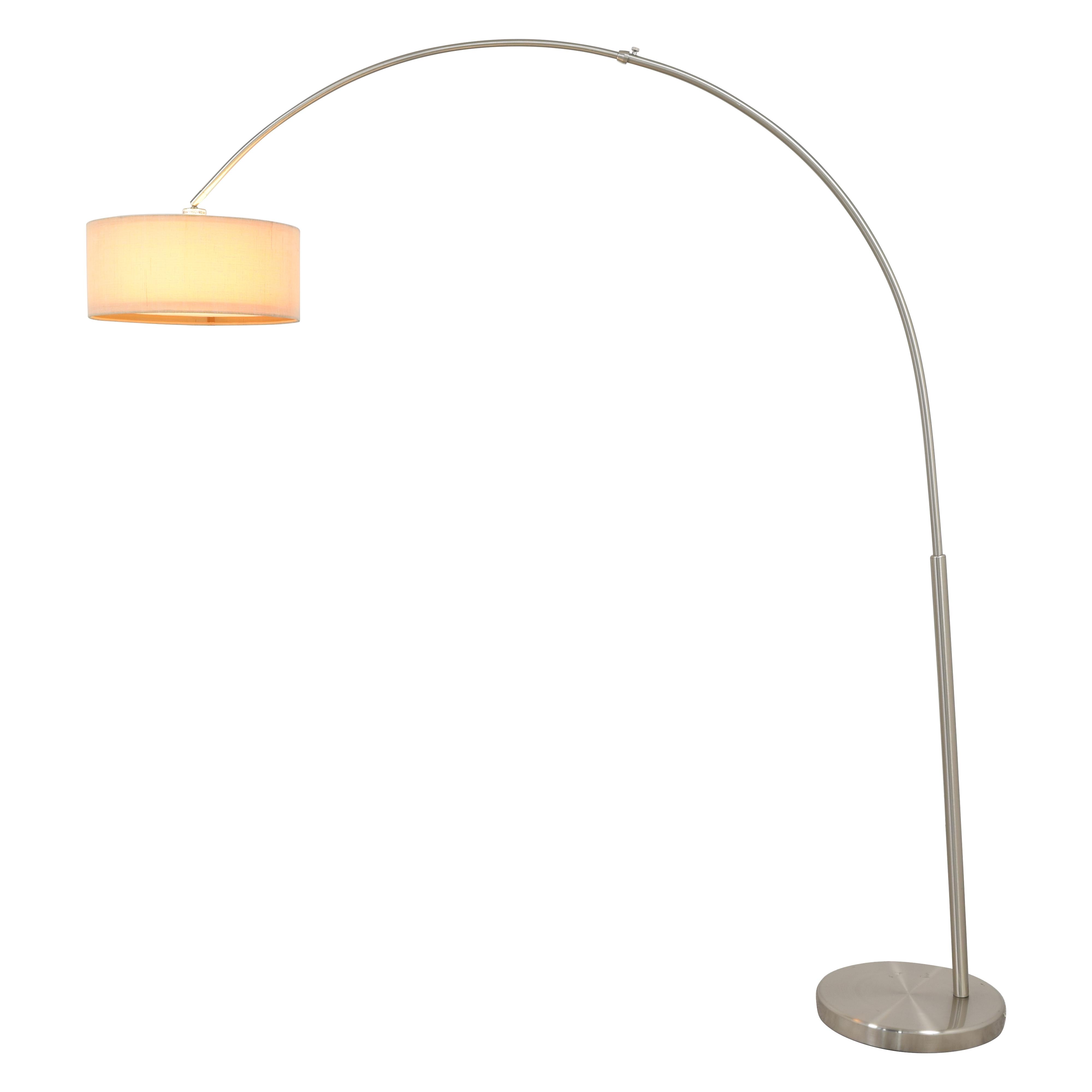 CB2 CB2 Big Dipper Arc Floor Lamp Lamps