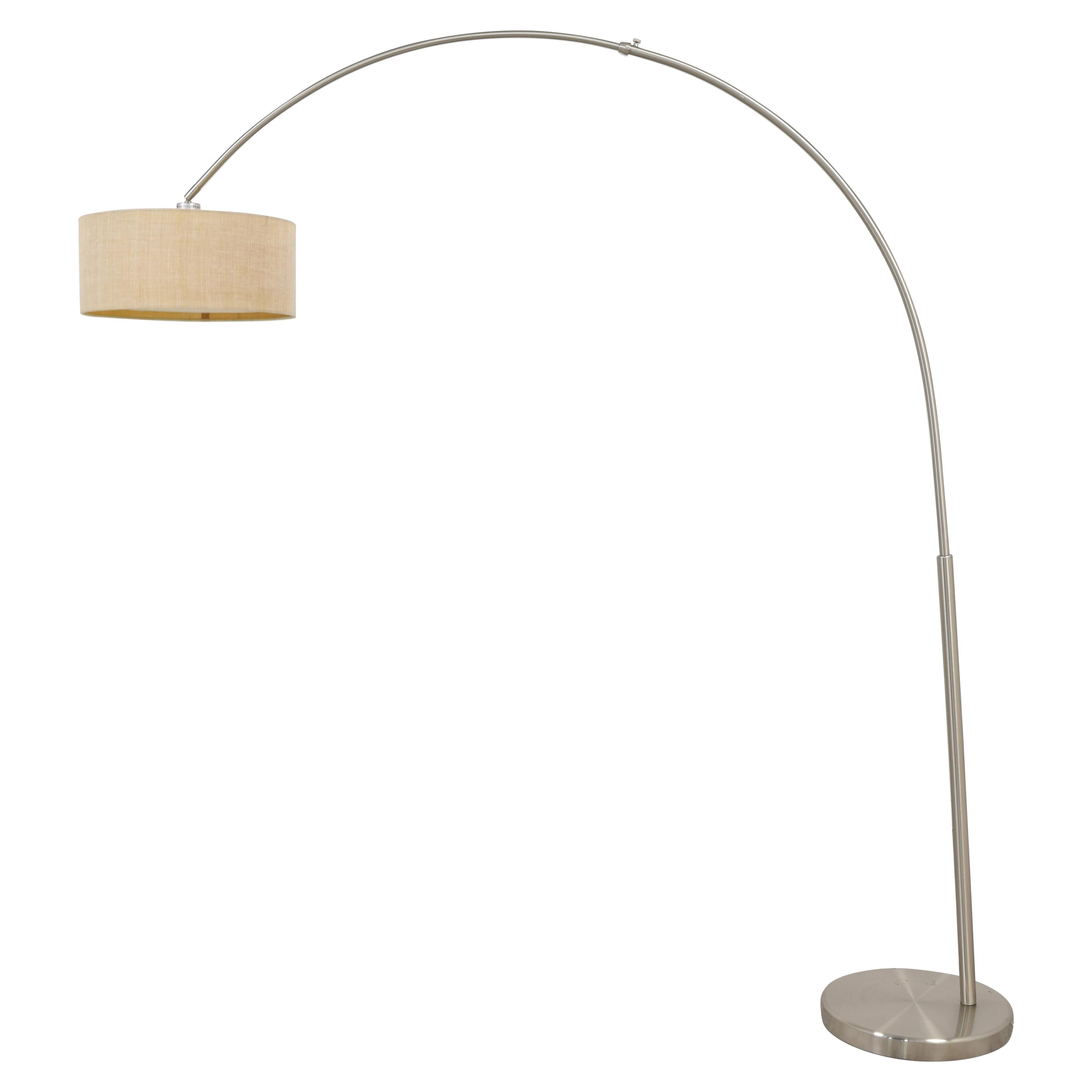 CB2 CB2 Big Dipper Arc Floor Lamp dimensions