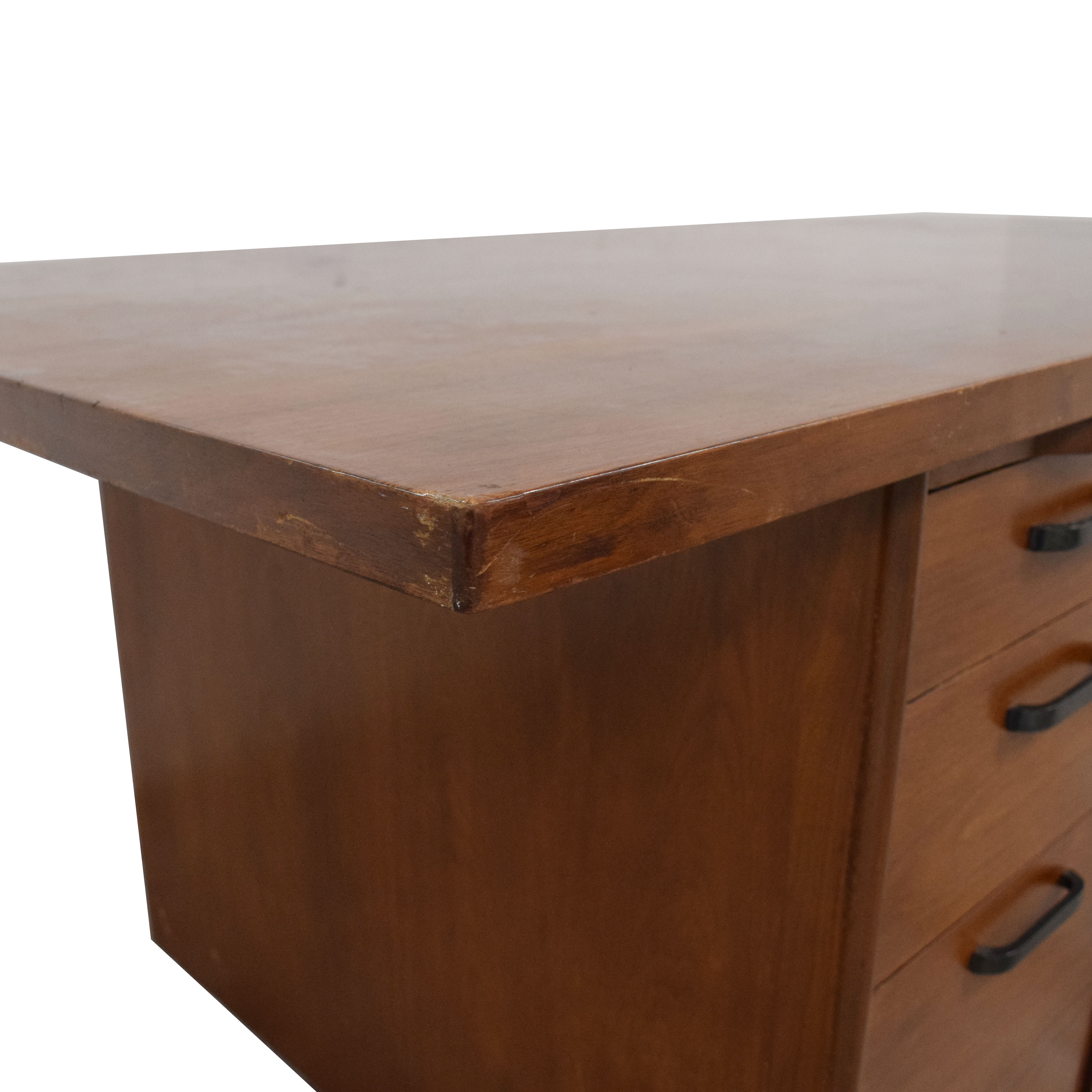 Standard Furniture Standard Furniture Executive Style Desk Home Office Desks