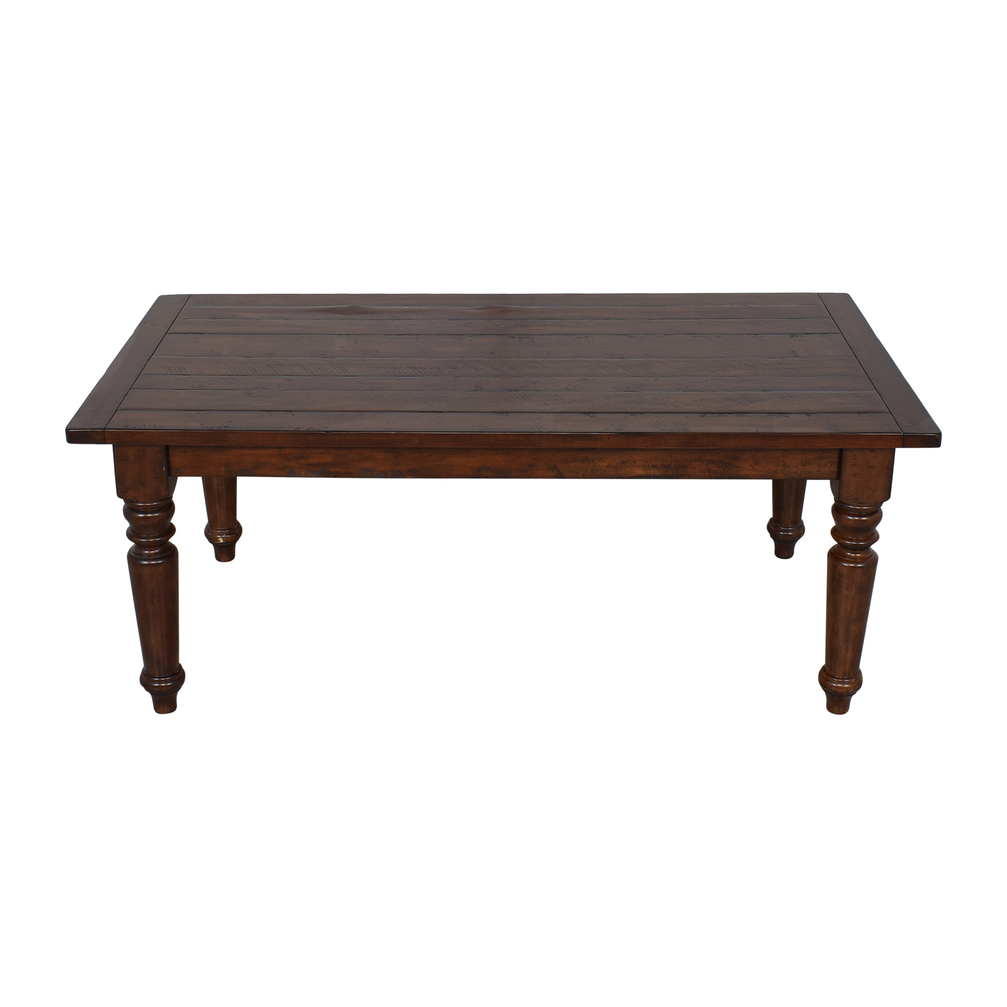 Pottery Barn Pottery Barn Sumner Extending Dining Table for sale
