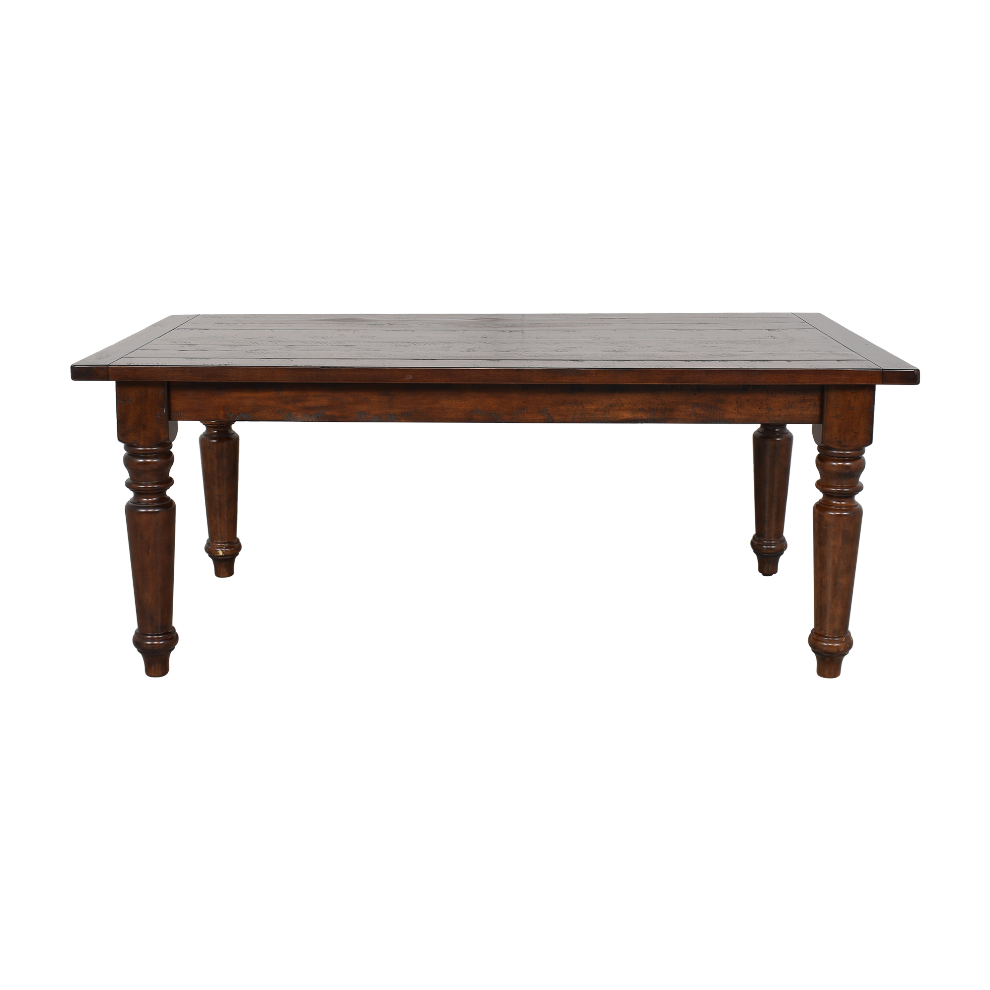 Pottery Barn Sumner Extending Dining Table Pottery Barn
