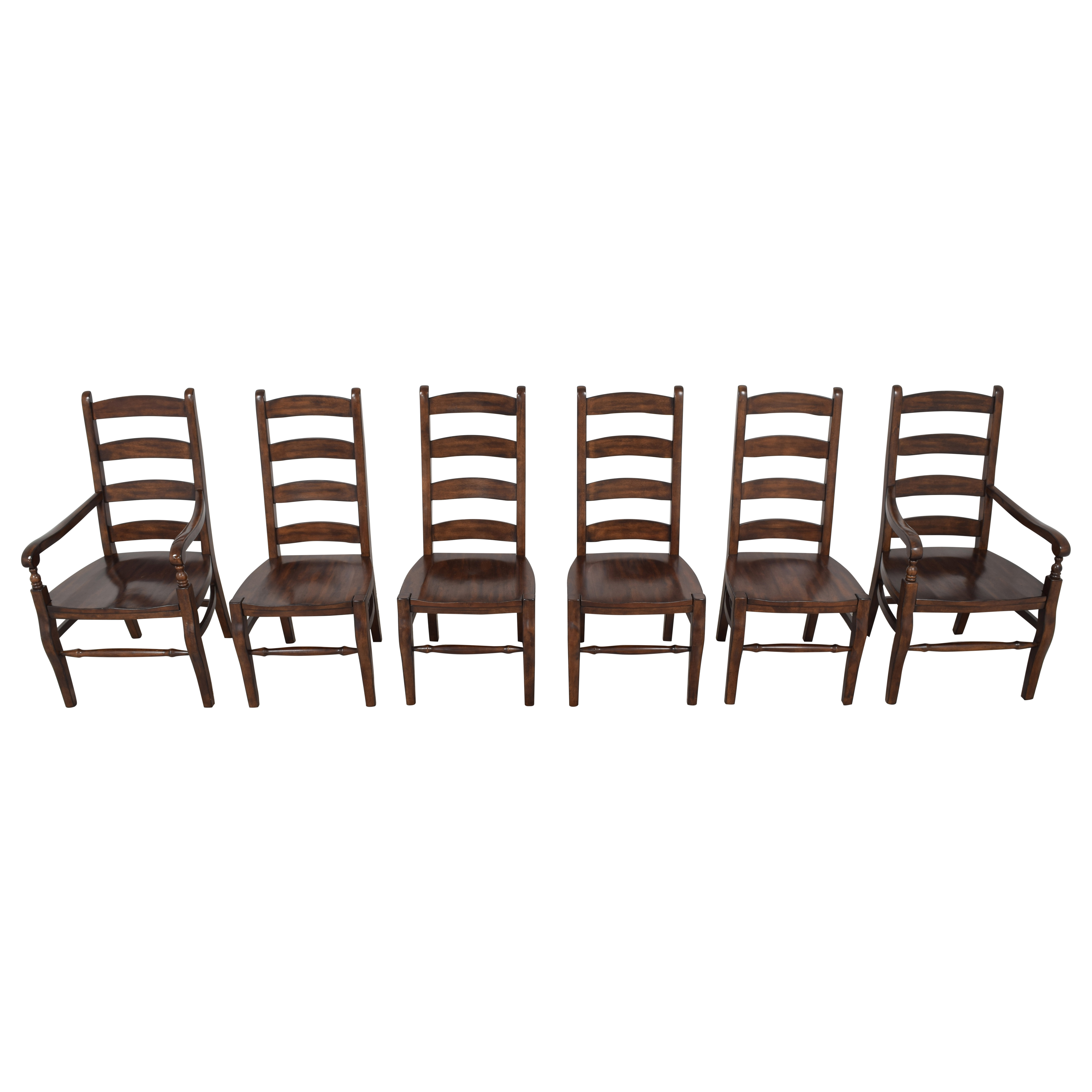 buy Pottery Barn Wynn Ladderback Dining Chairs Pottery Barn Chairs