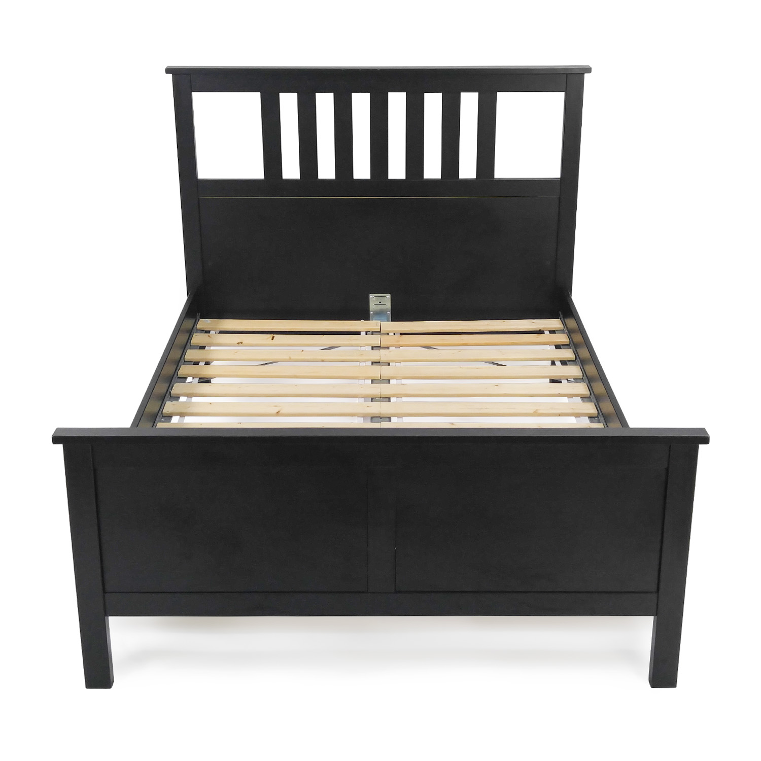 37 Off Boconcept Boconcept Black Queen Bed Frame Beds