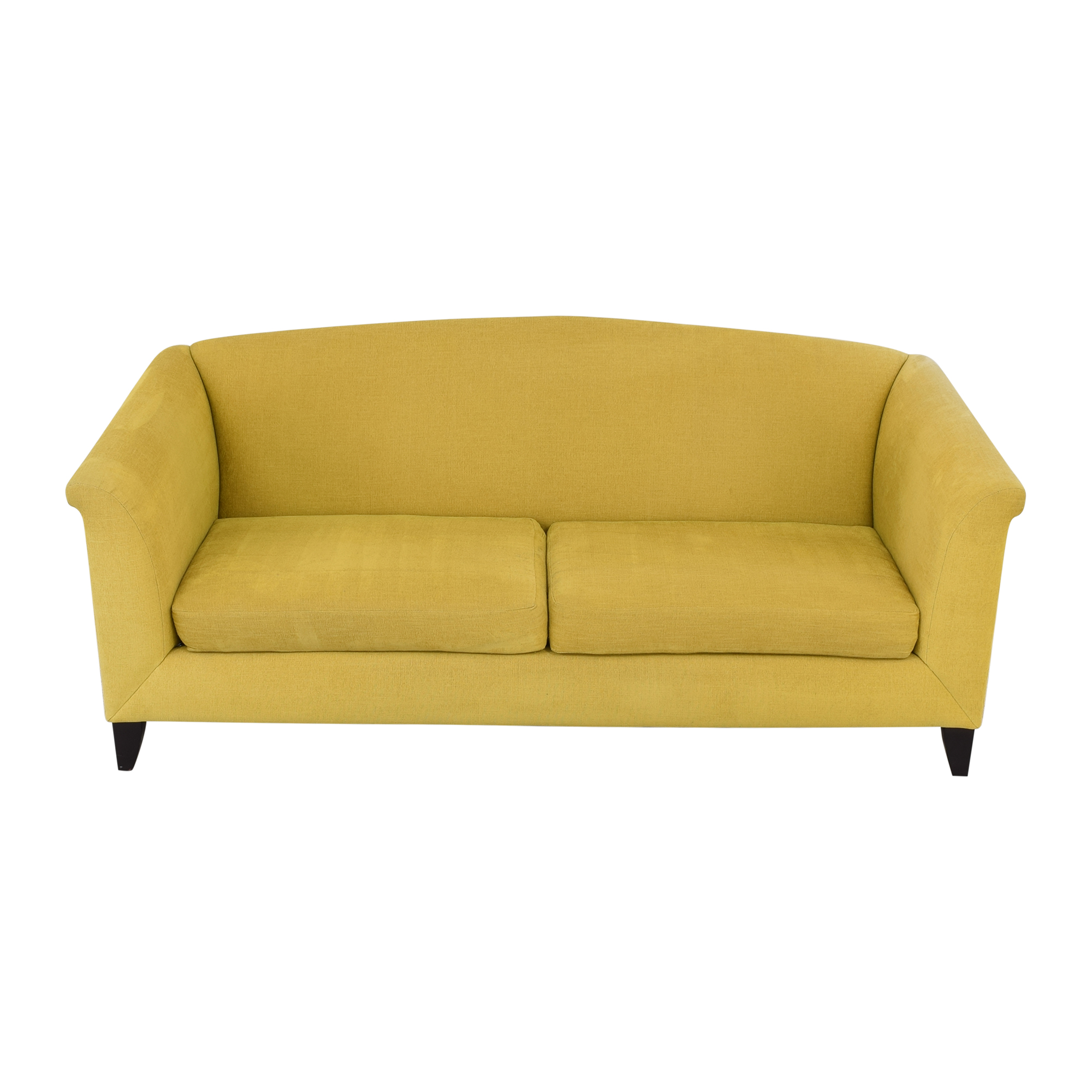 Crate & Barrel Silhouette Sofa / Sofas