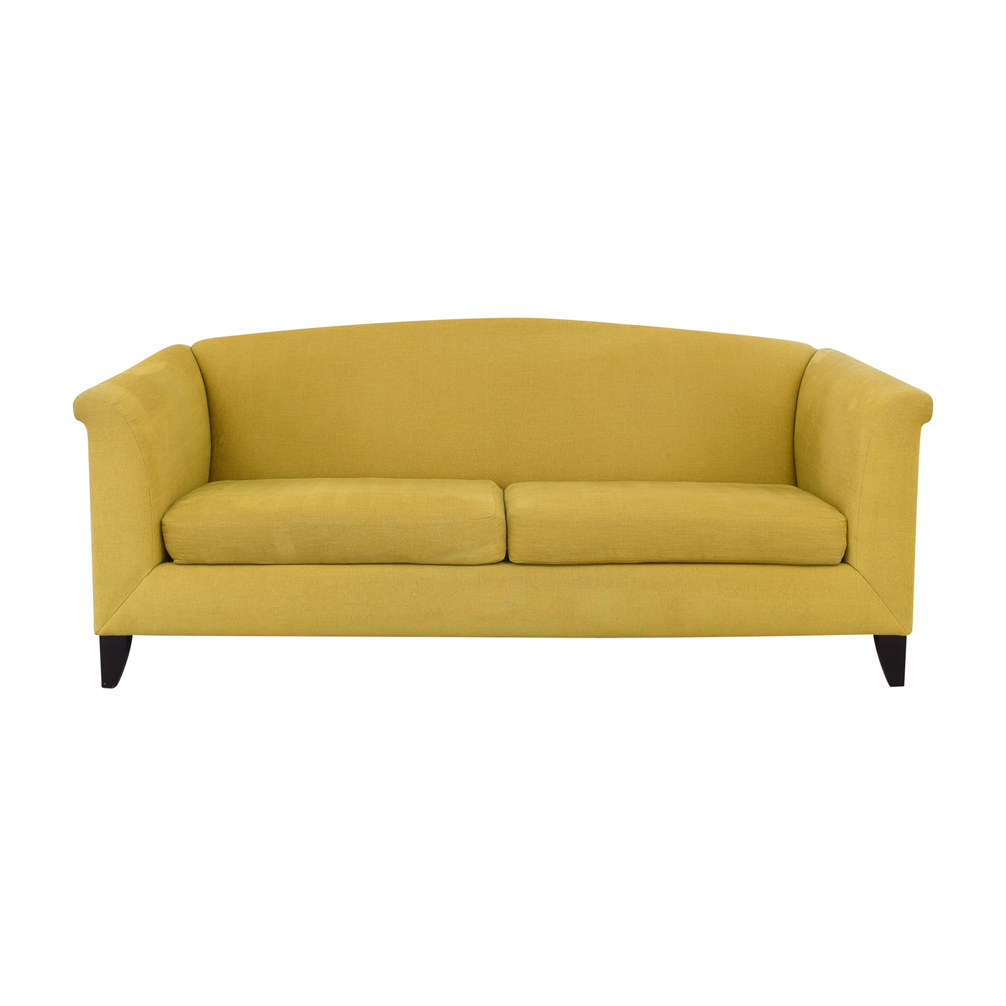 Crate & Barrel Crate & Barrel Silhouette Sofa ct