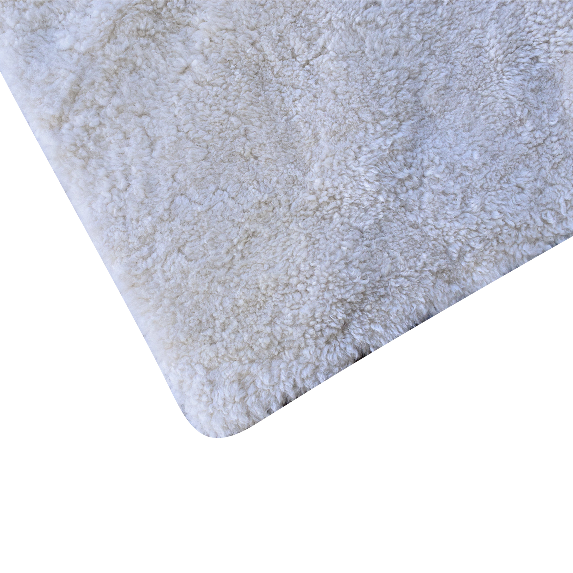 RH Baby & Child Restoration Hardware Curly Wool Sheepskin Rug for sale