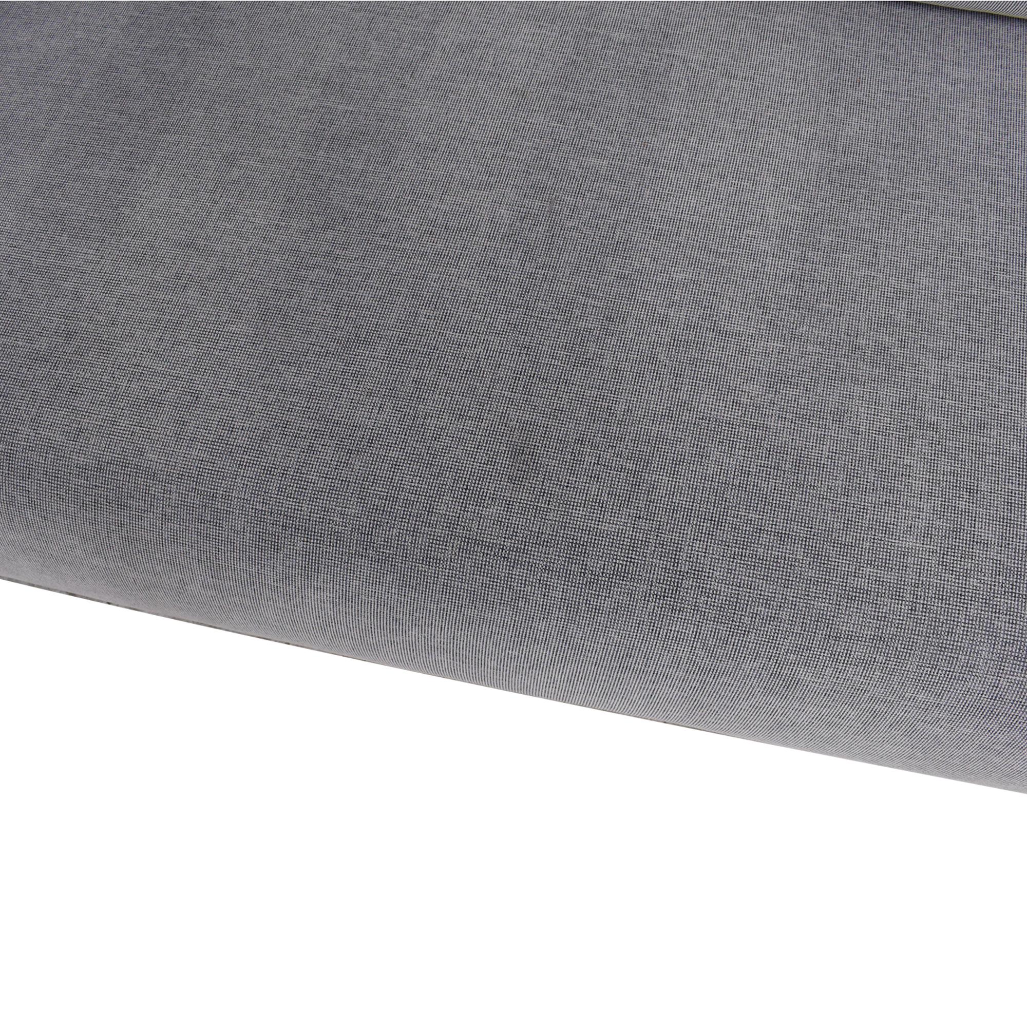 CB2 Tandom Microgrid Sleeper Sofa CB2
