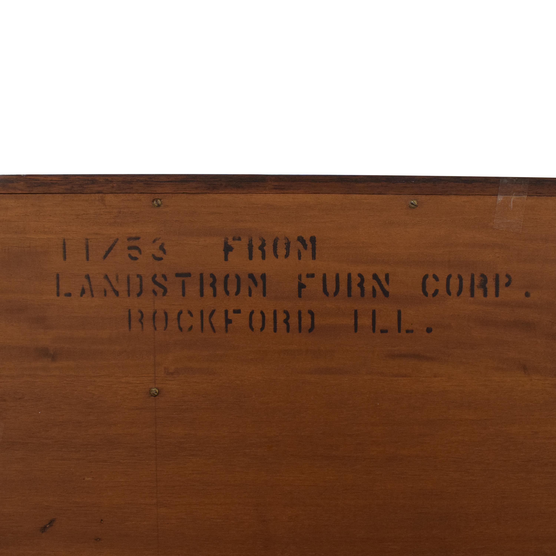 Landstrom Furniture Landstrom Furniture Company Regency Sideboard ct