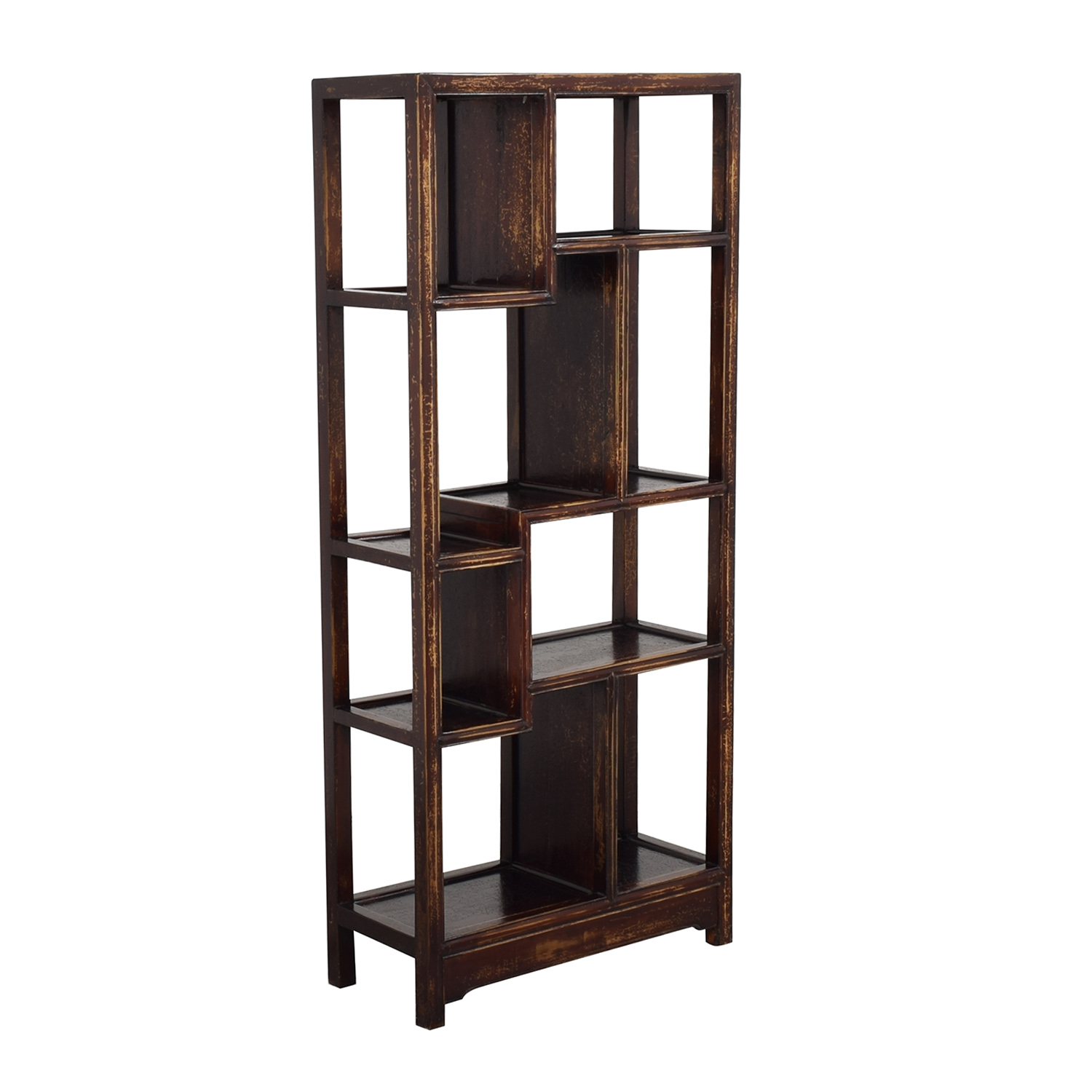 shop Chinese Wooden Shelf  Bookcases & Shelving