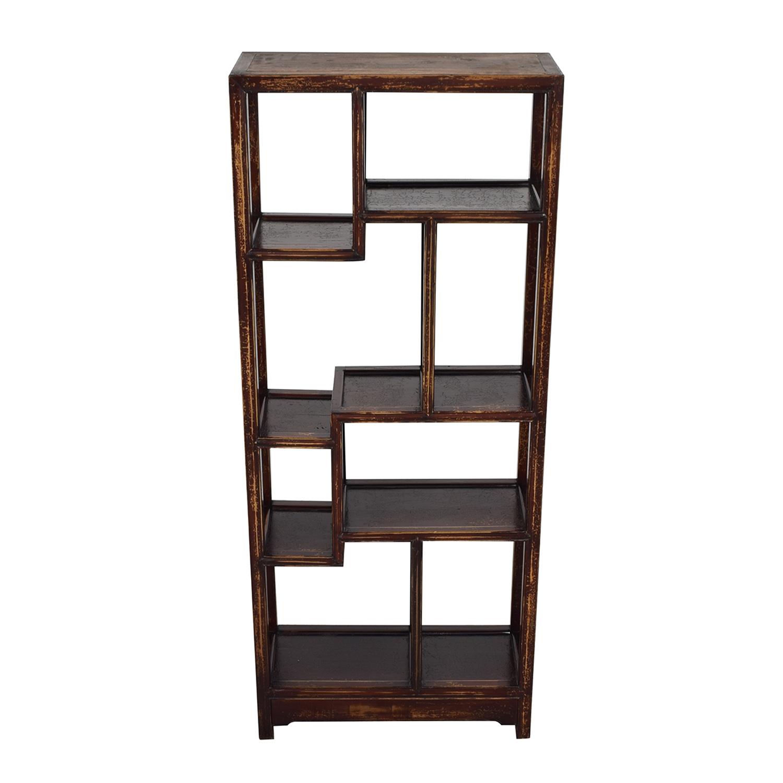 shop  Chinese Wooden Shelf online