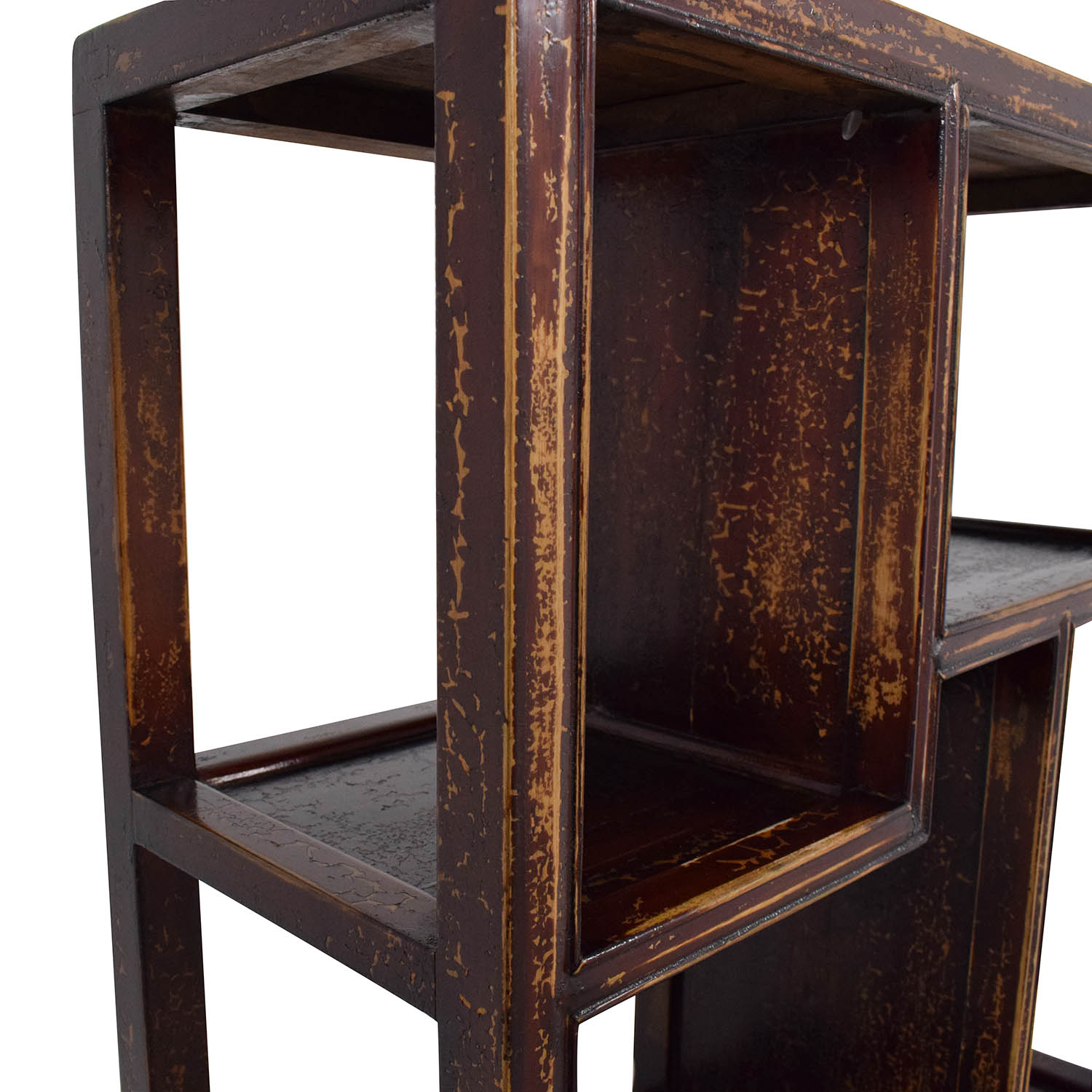 buy Chinese Wooden Shelf  Bookcases & Shelving