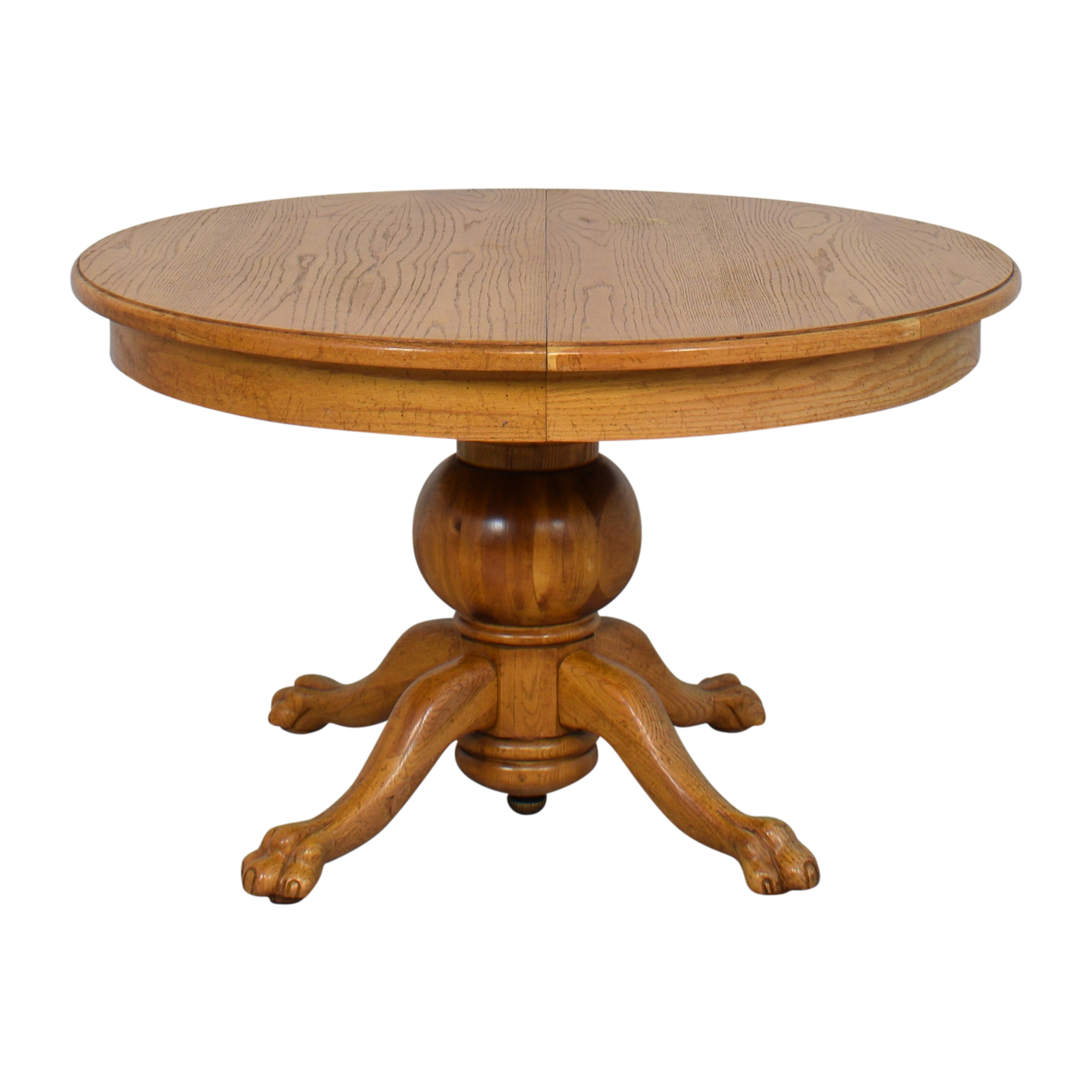 Vintage Extendable Dining Table Dinner Tables
