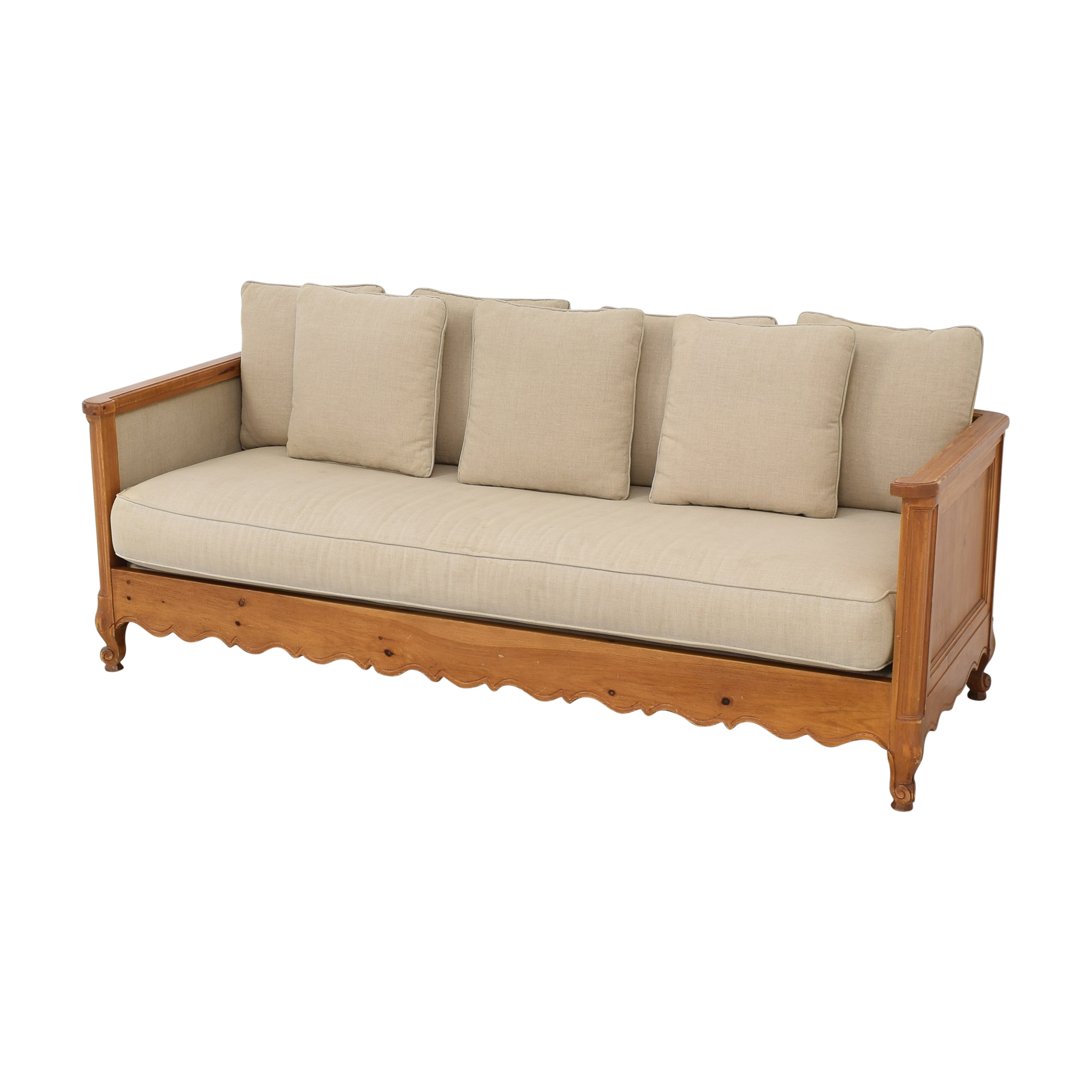 buy  Wood Frame Sofa online