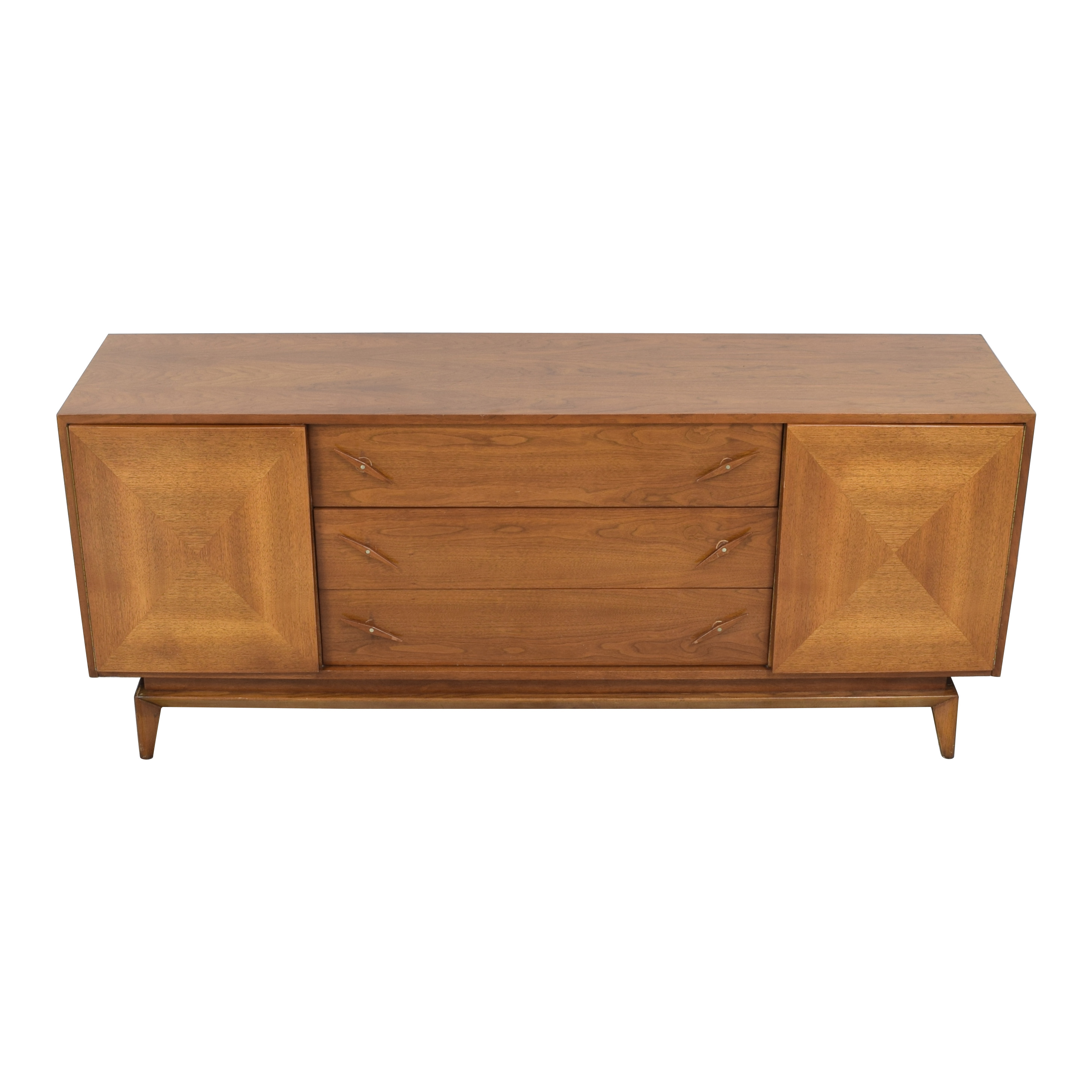 American of Martinsville American of Martinsville Mid Century Credenza Dresser price