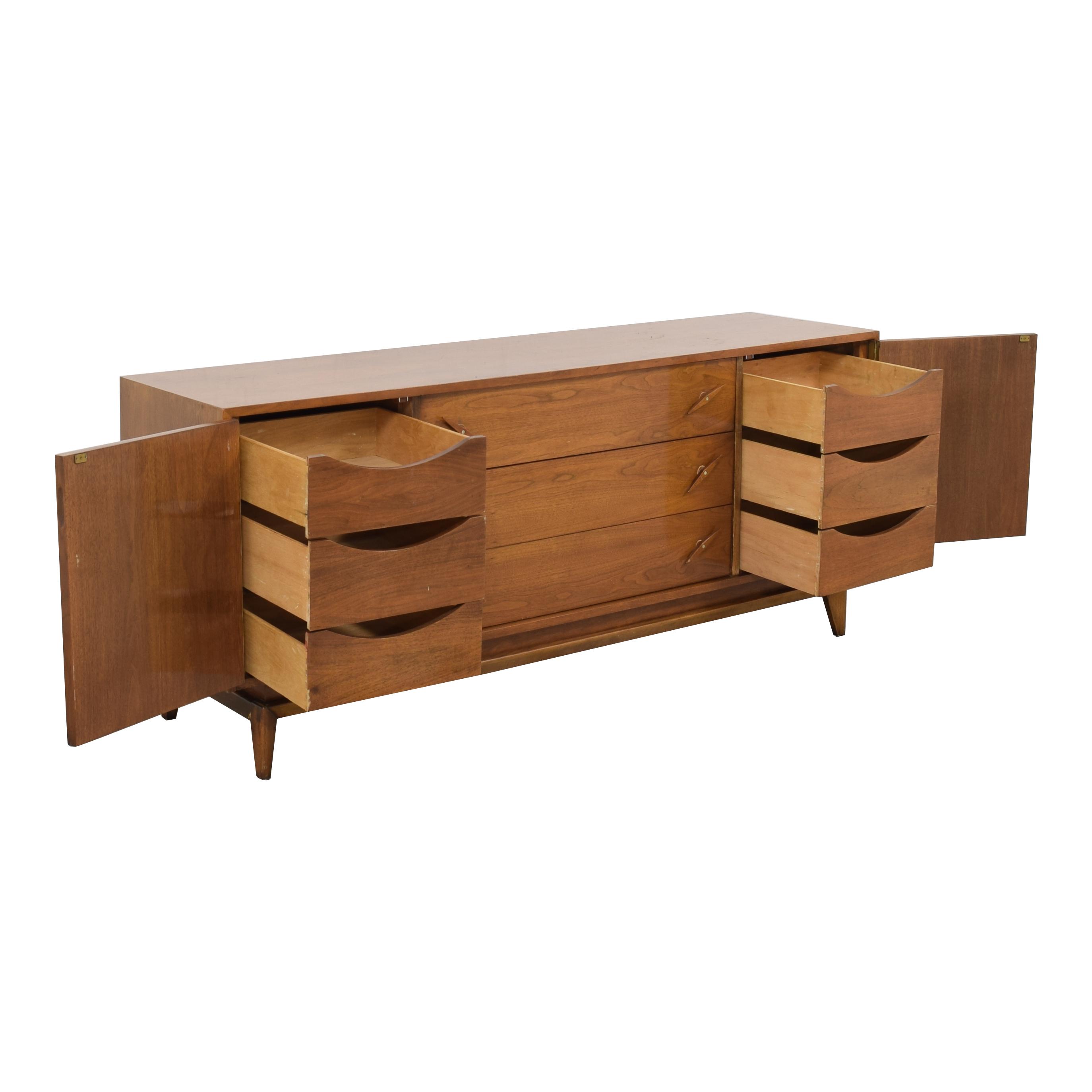 shop American of Martinsville American of Martinsville Mid Century Credenza Dresser online