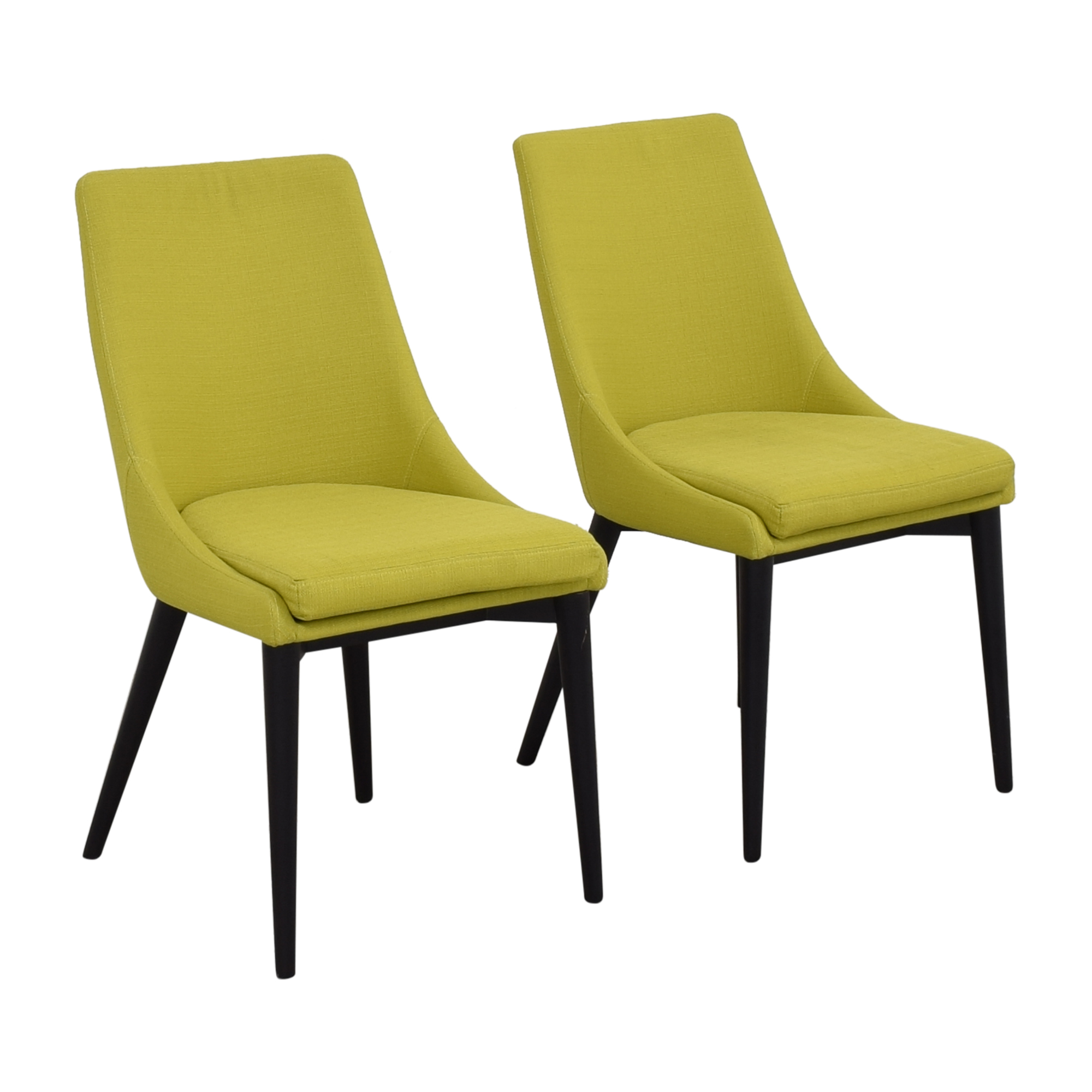 Modway Modway Viscount Dining Chairs light green