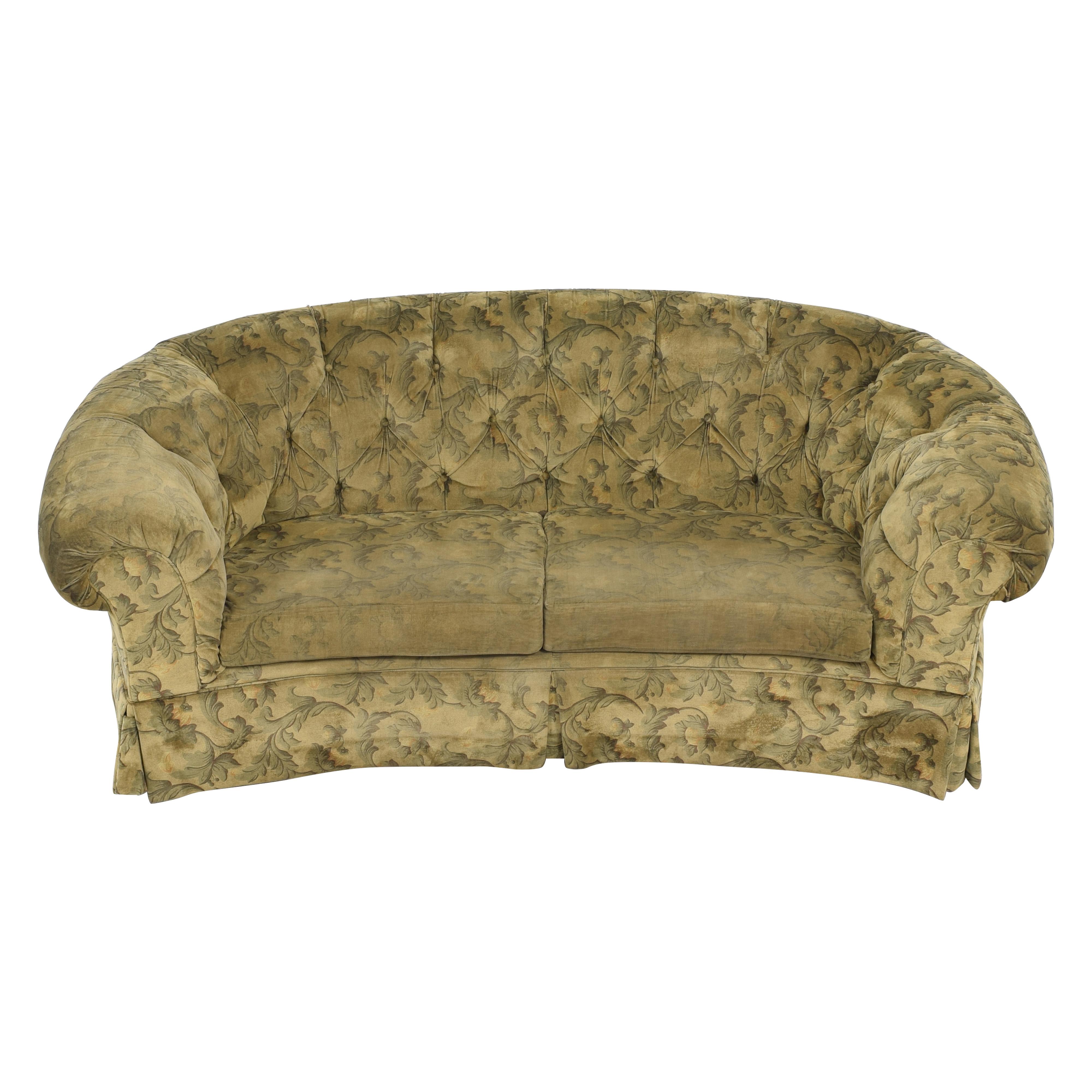 City Furniture Chesterfield Sofa / Sofas