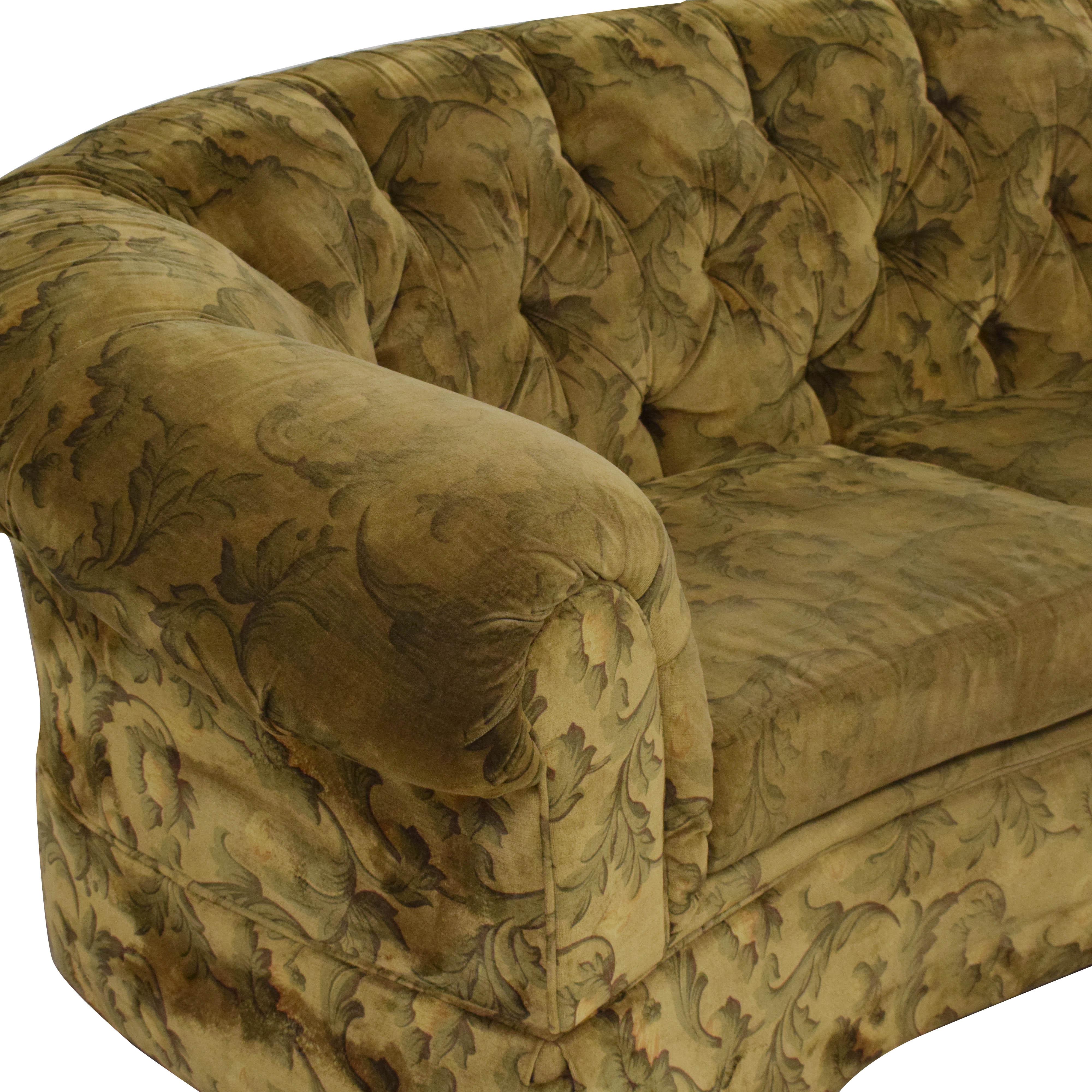 City Furniture Chesterfield Sofa sale