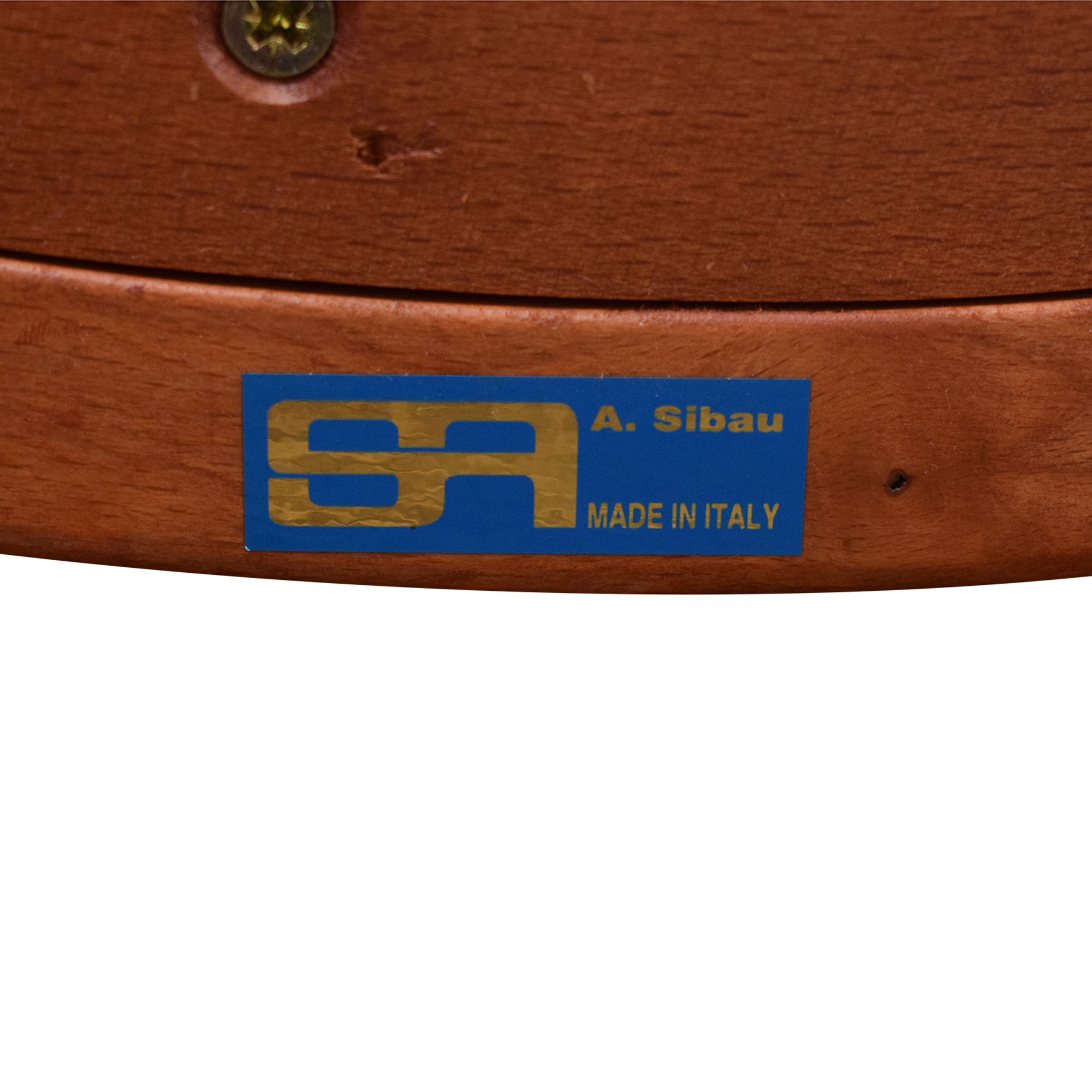 SA A. Sibau SA A. Sibau Dining Chairs ma